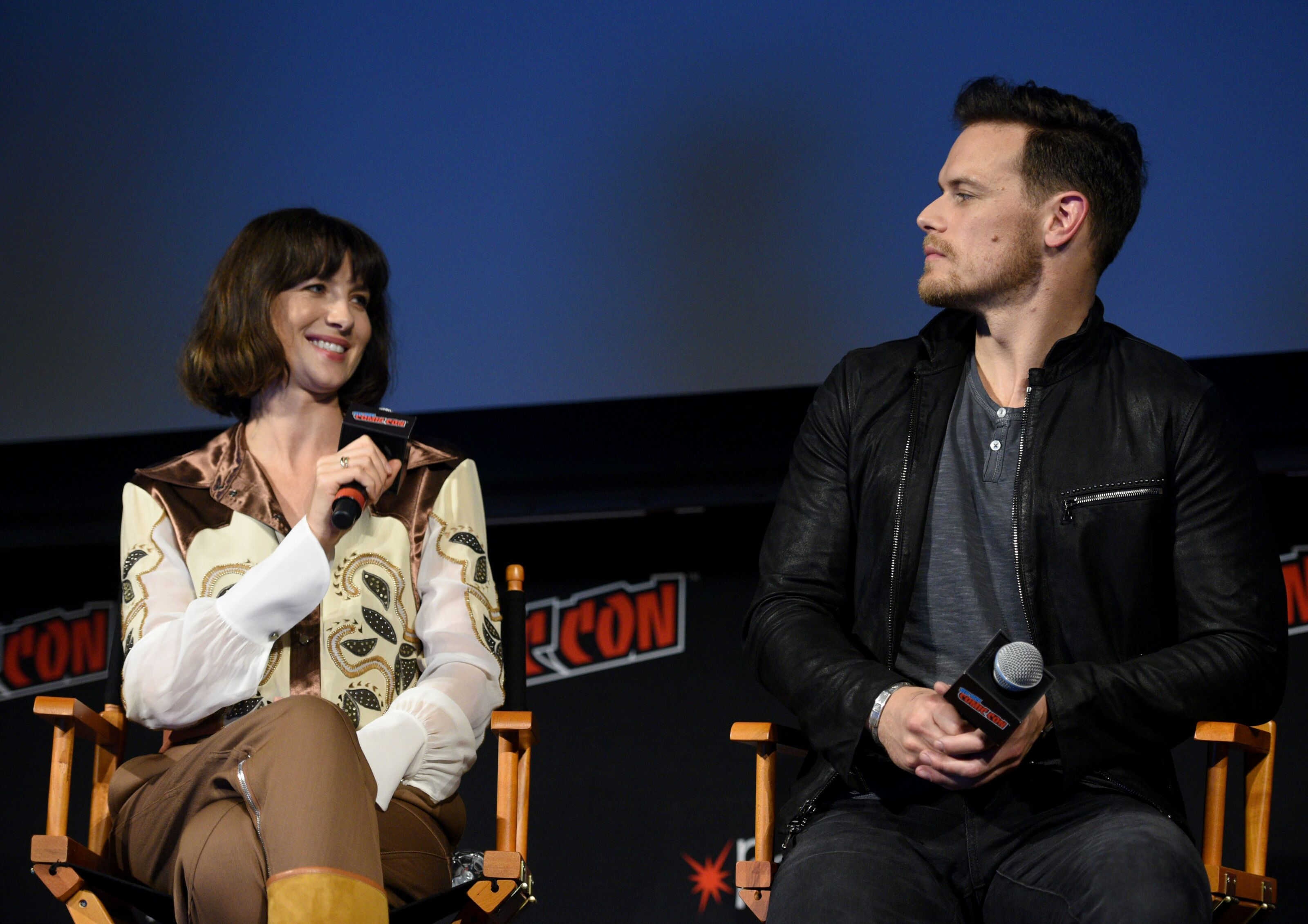 Which day will Outlander Season 5 be at NYCC 2019?