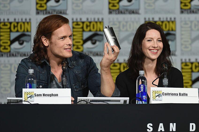 Will Outlander cancel New York Comic-Con 2018?