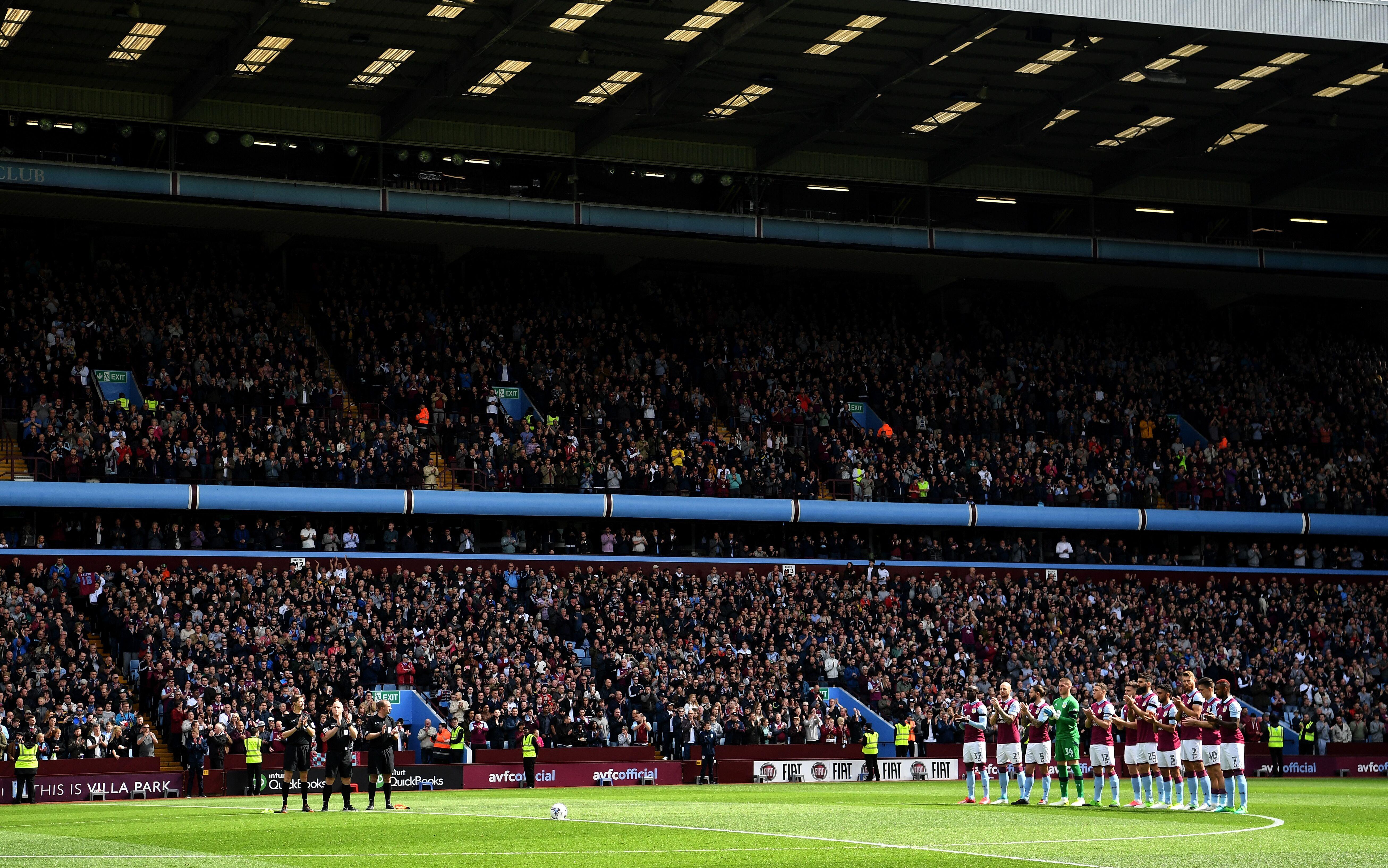 Aston Villa Streaming Service