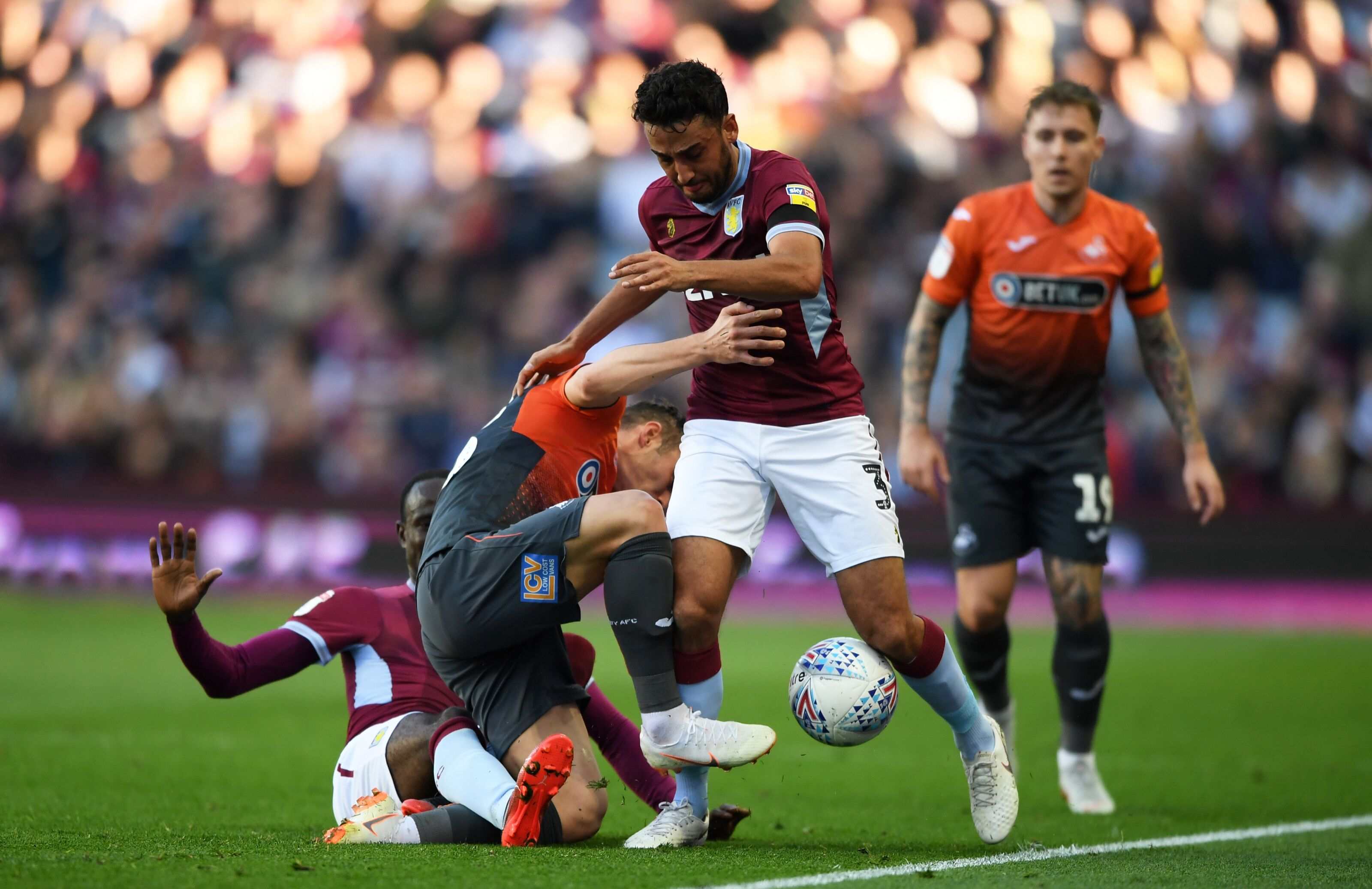 Villans Abroad: Aston Villa players feature during busy international window