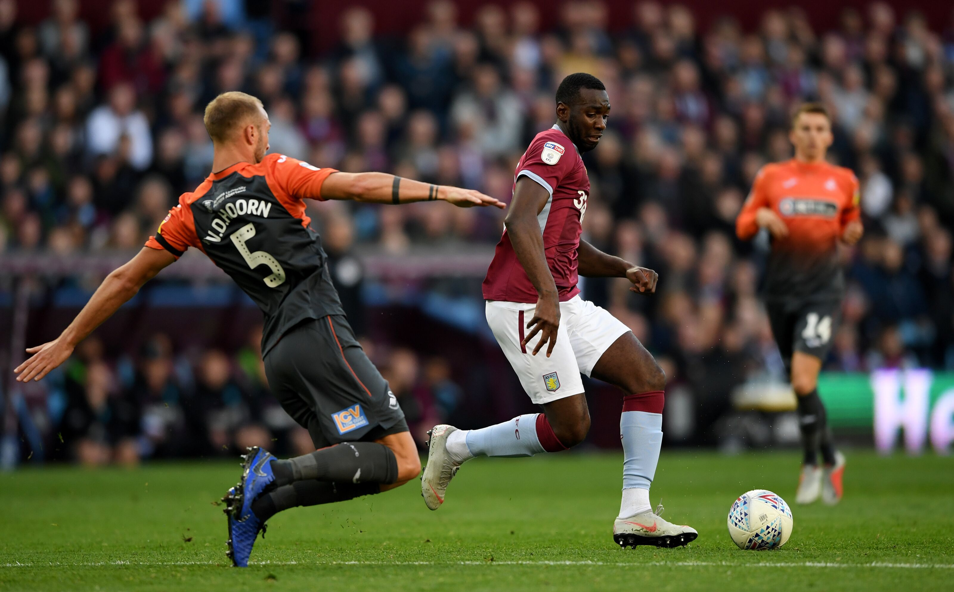 Yannick Bolasie and Anwar El Ghazi additions yet to pay dividends for Aston Villa