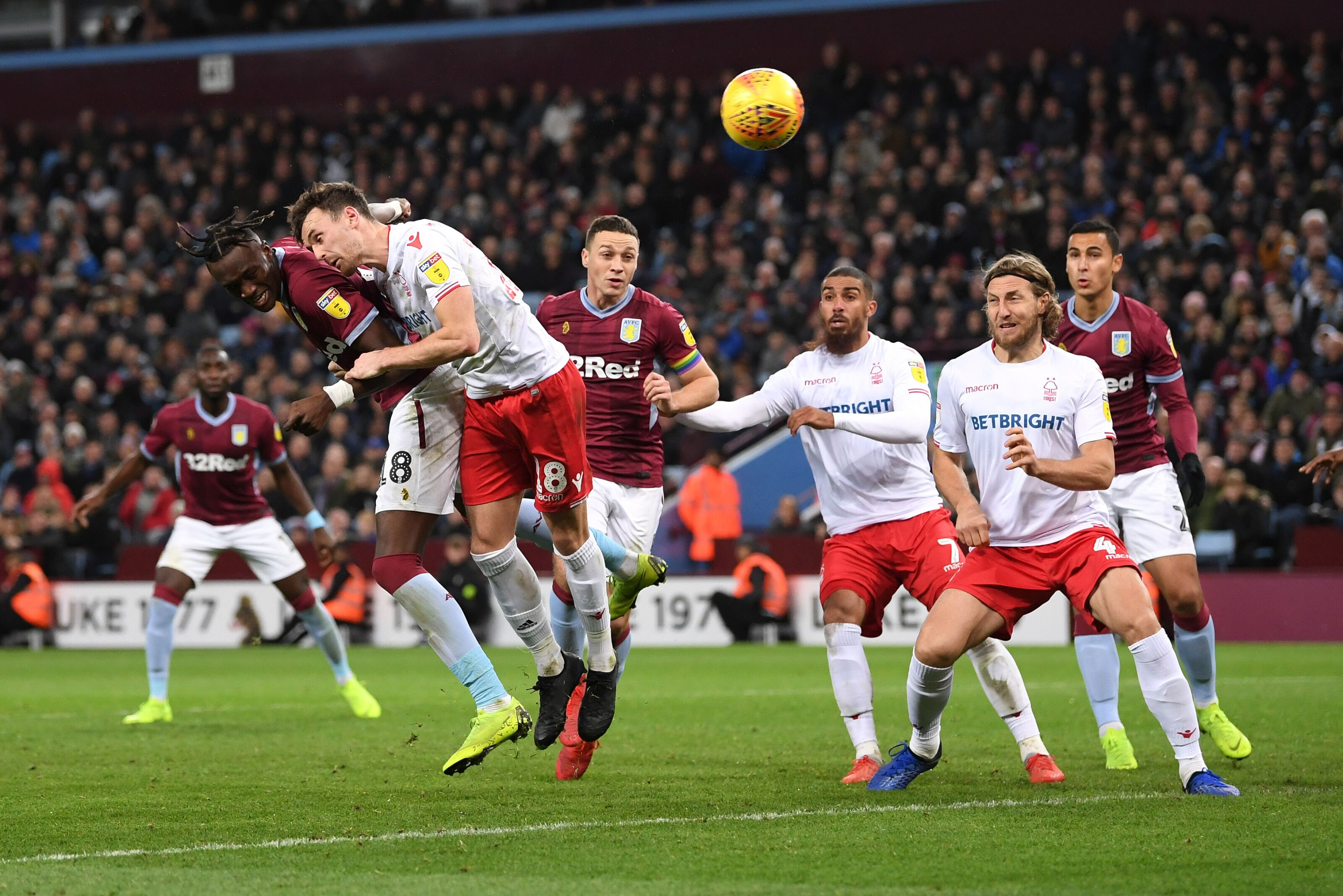 Middle of the EFL Championship table incredibly tight as clubs jostle for position