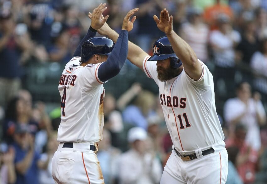 Astros Can Win with Home Runs and Strikeouts
