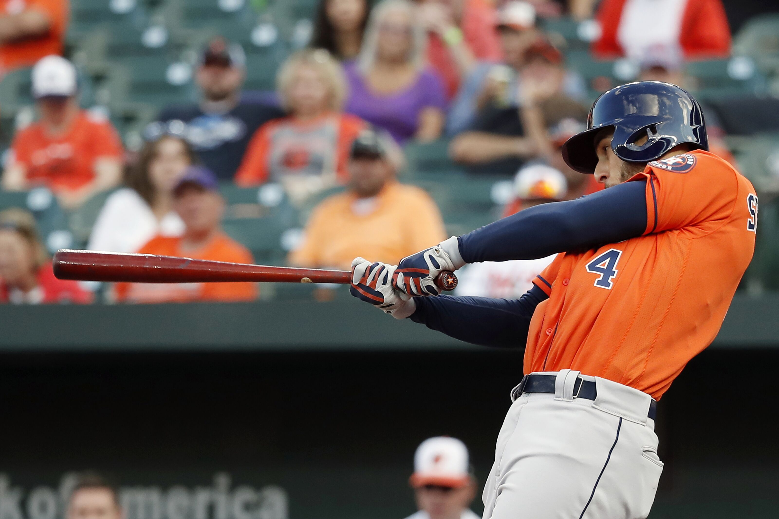 8ea3e5f91 Astros  George Springer Can t Stop Hitting Dingers!