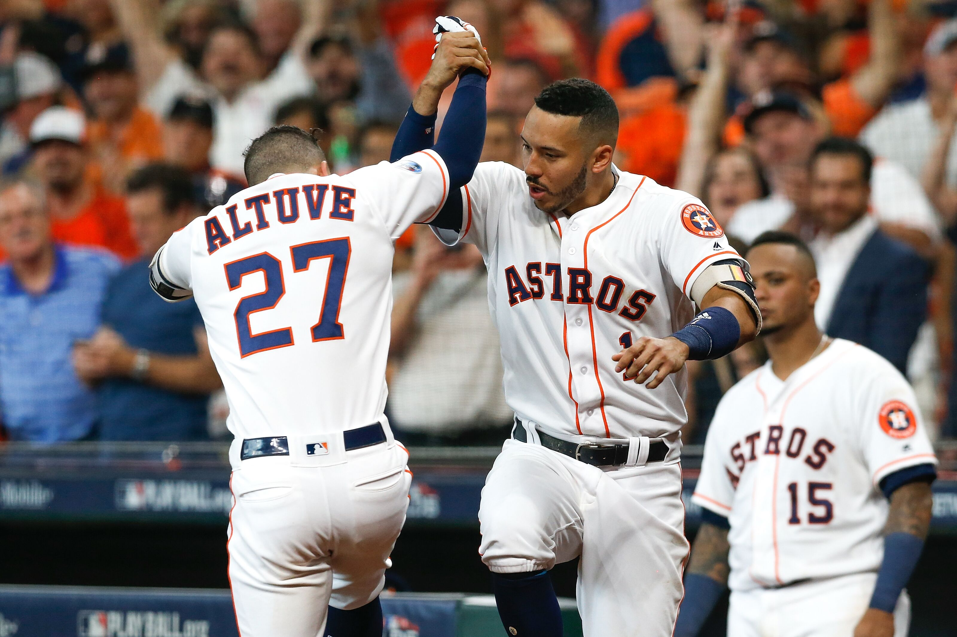 29f8f56fa Indians at Astros  Highlights