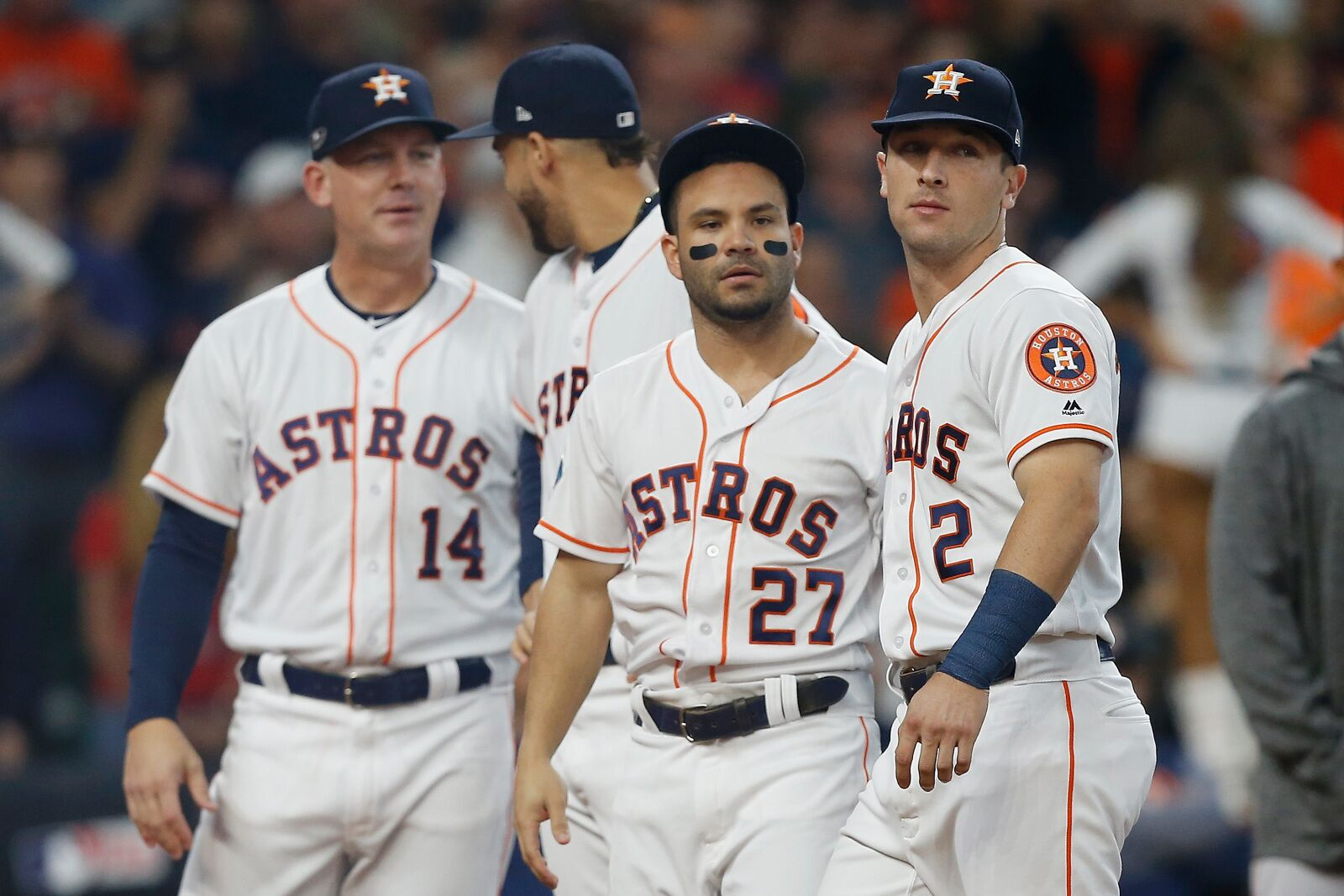 Astros 2019 >> Astros Opening Day 25 Man Roster Announced For 2019