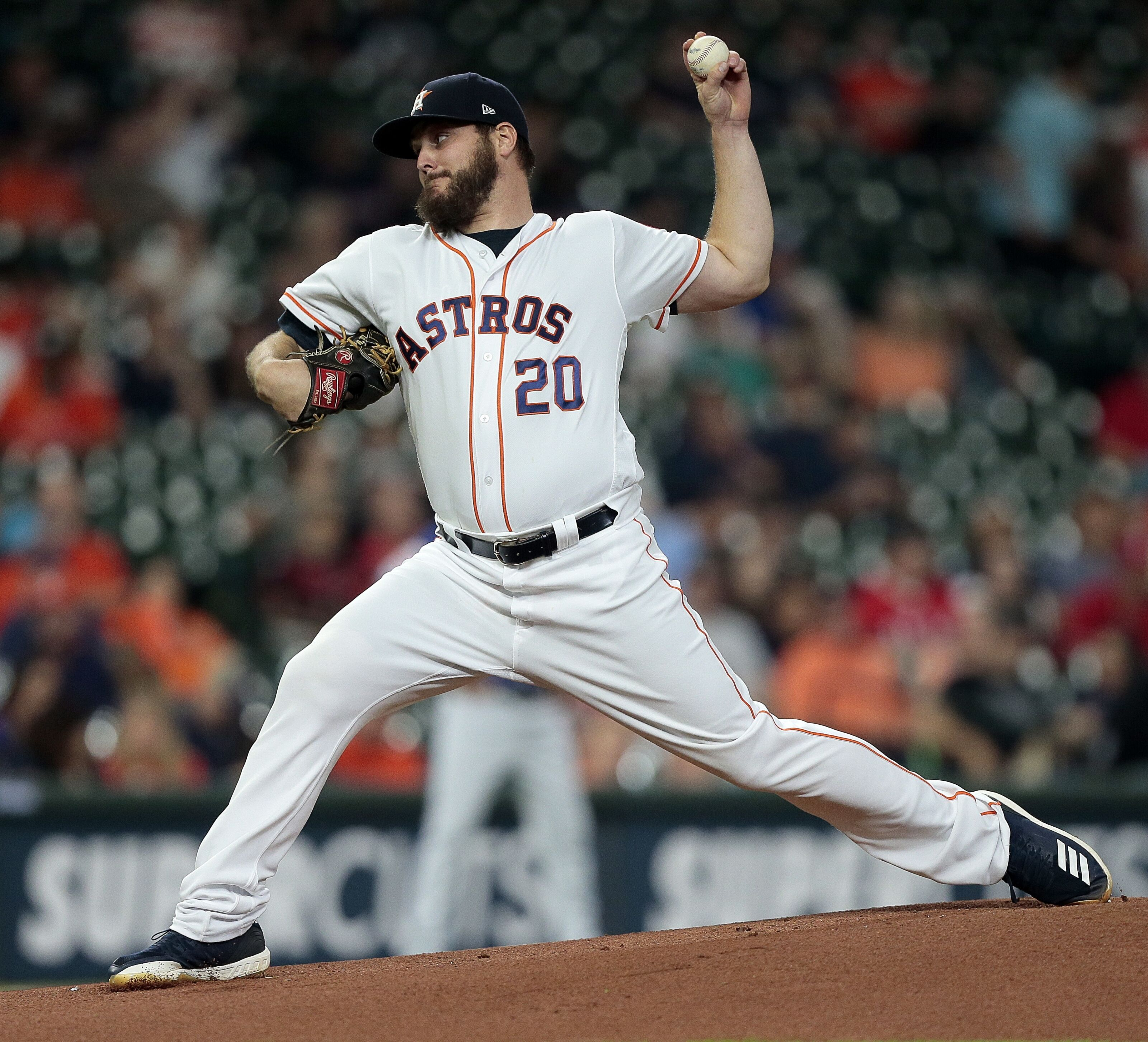 Houston Astros: The Miley Chronicles, Vol. 3: Fastest windup in the West