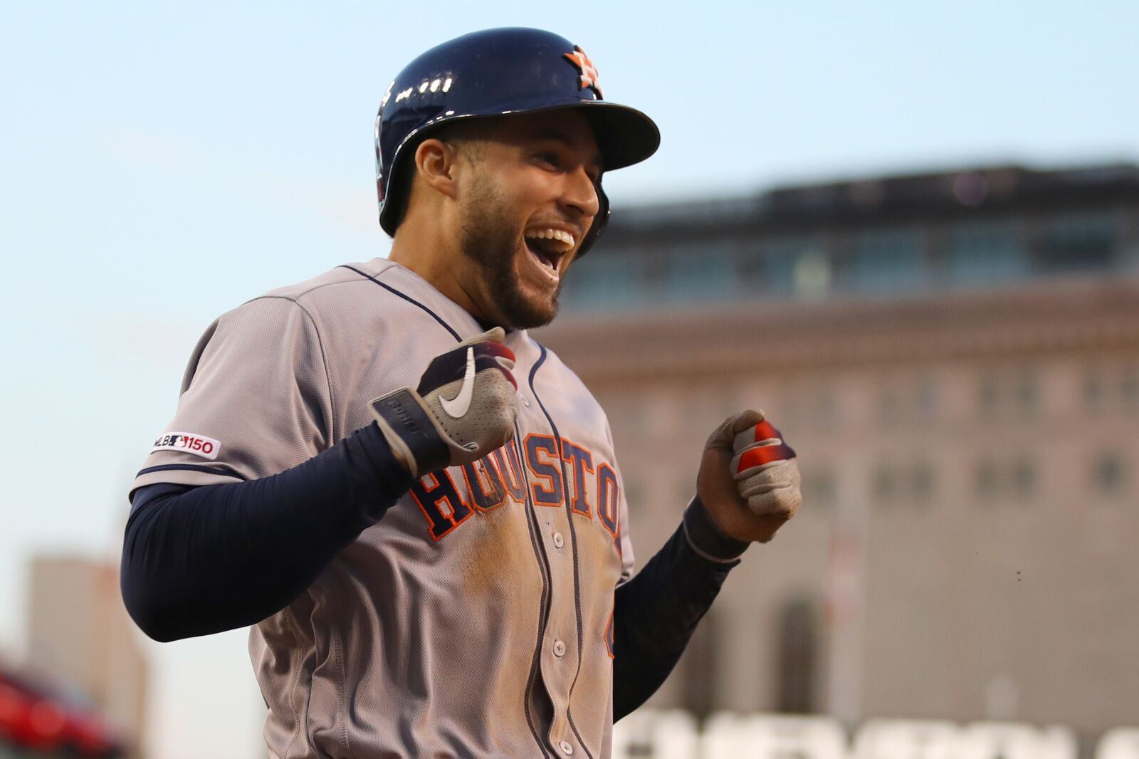 Three things from the Astros' 11-4 win over the Tigers