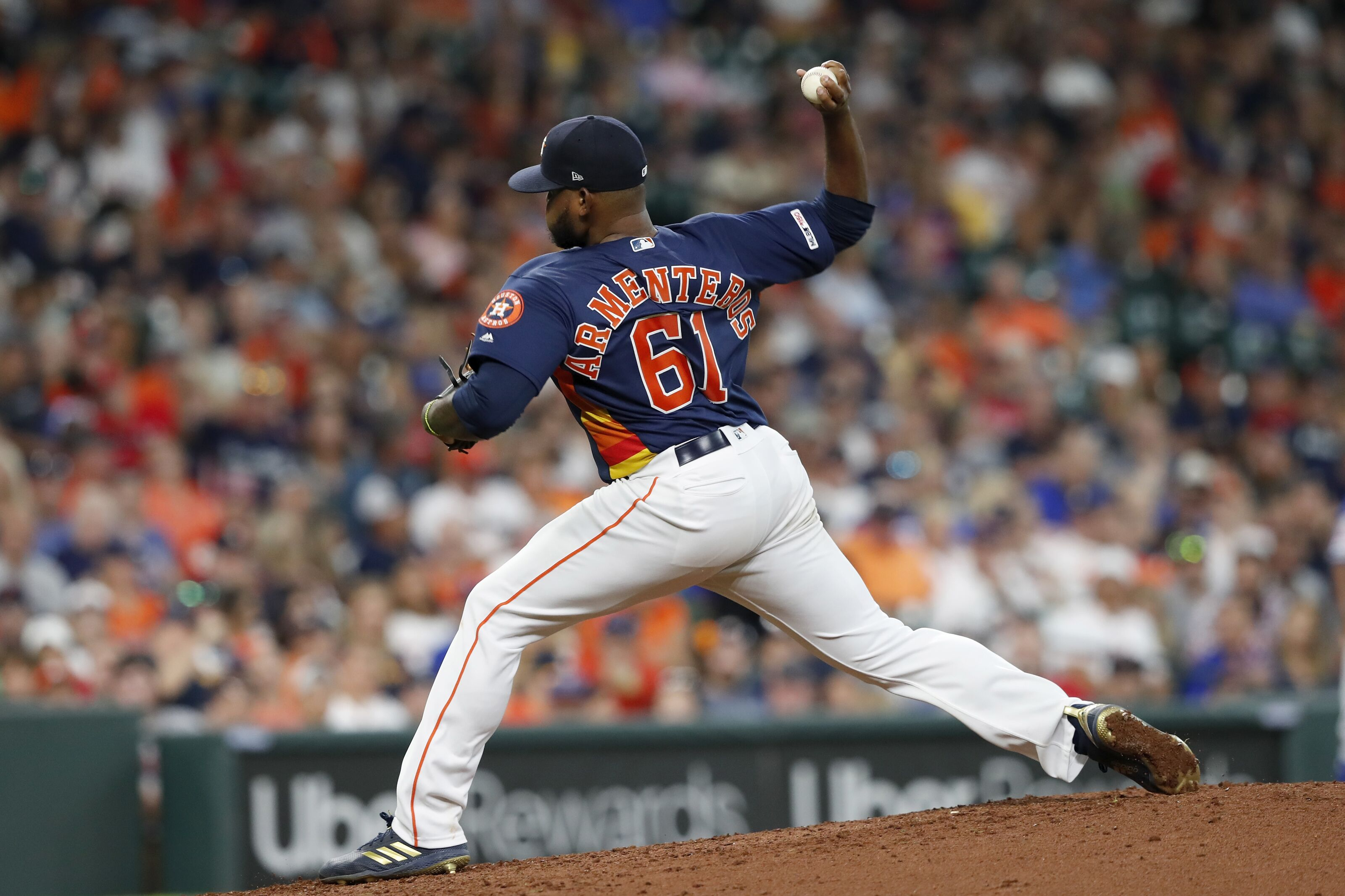 Astros: Rogelio Armenteros takes Gerrit Cole's turn in the rotation