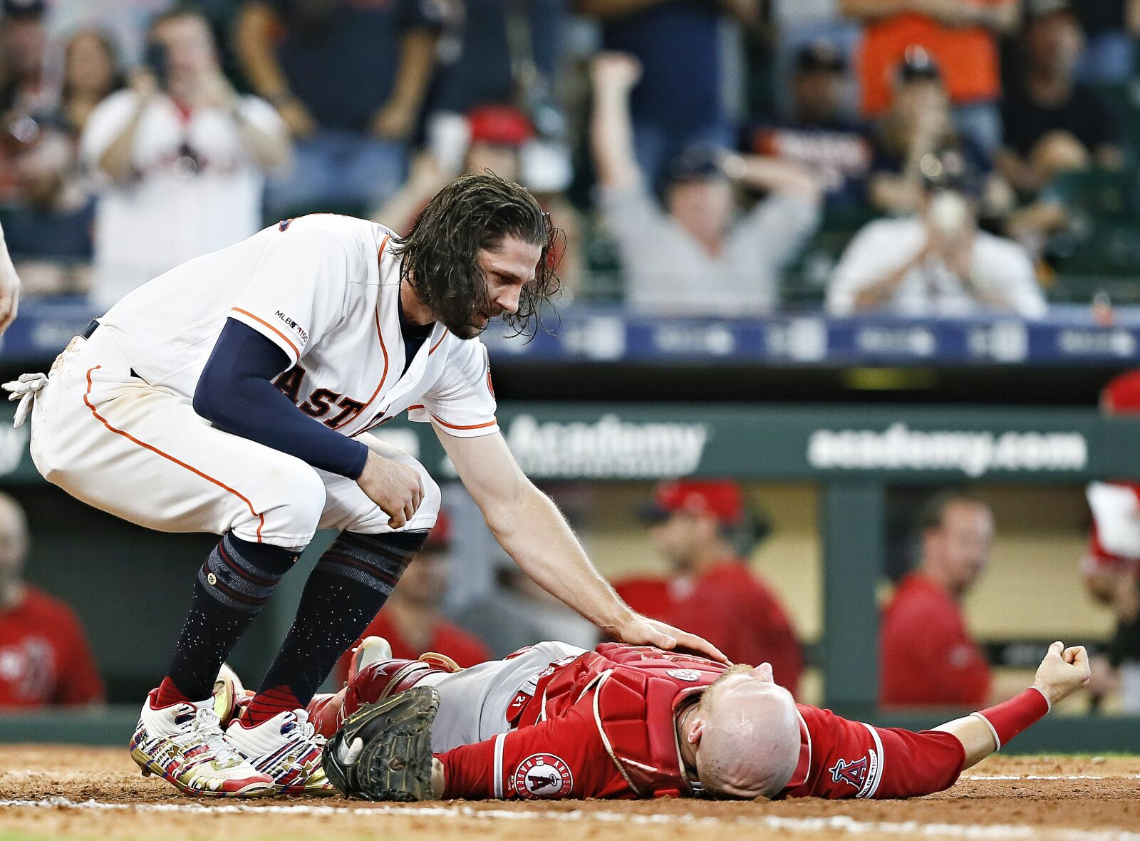Astros: Marisnick's beaning raises issue with MLB unwritten rules