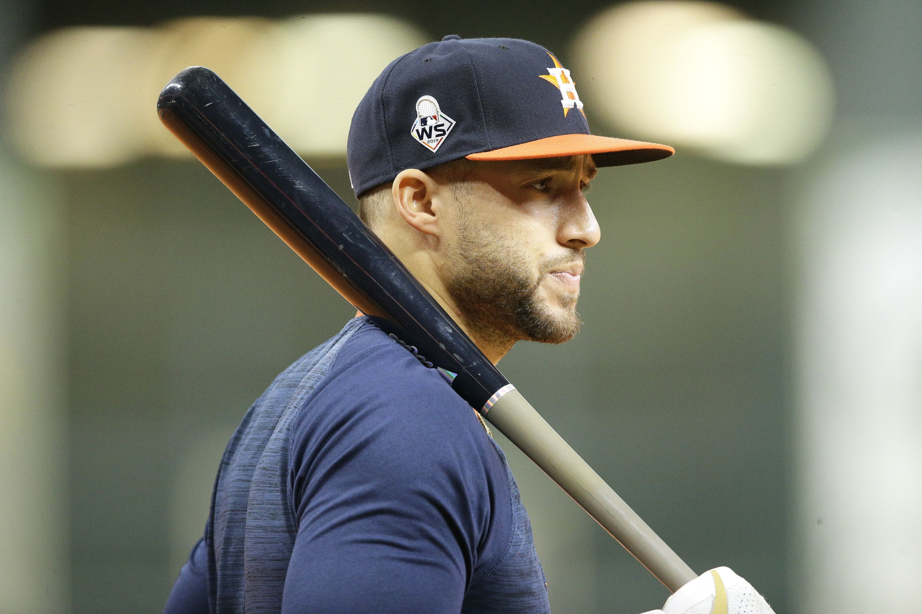 Astros: Can George Springer and new GM James Click agree on extension?
