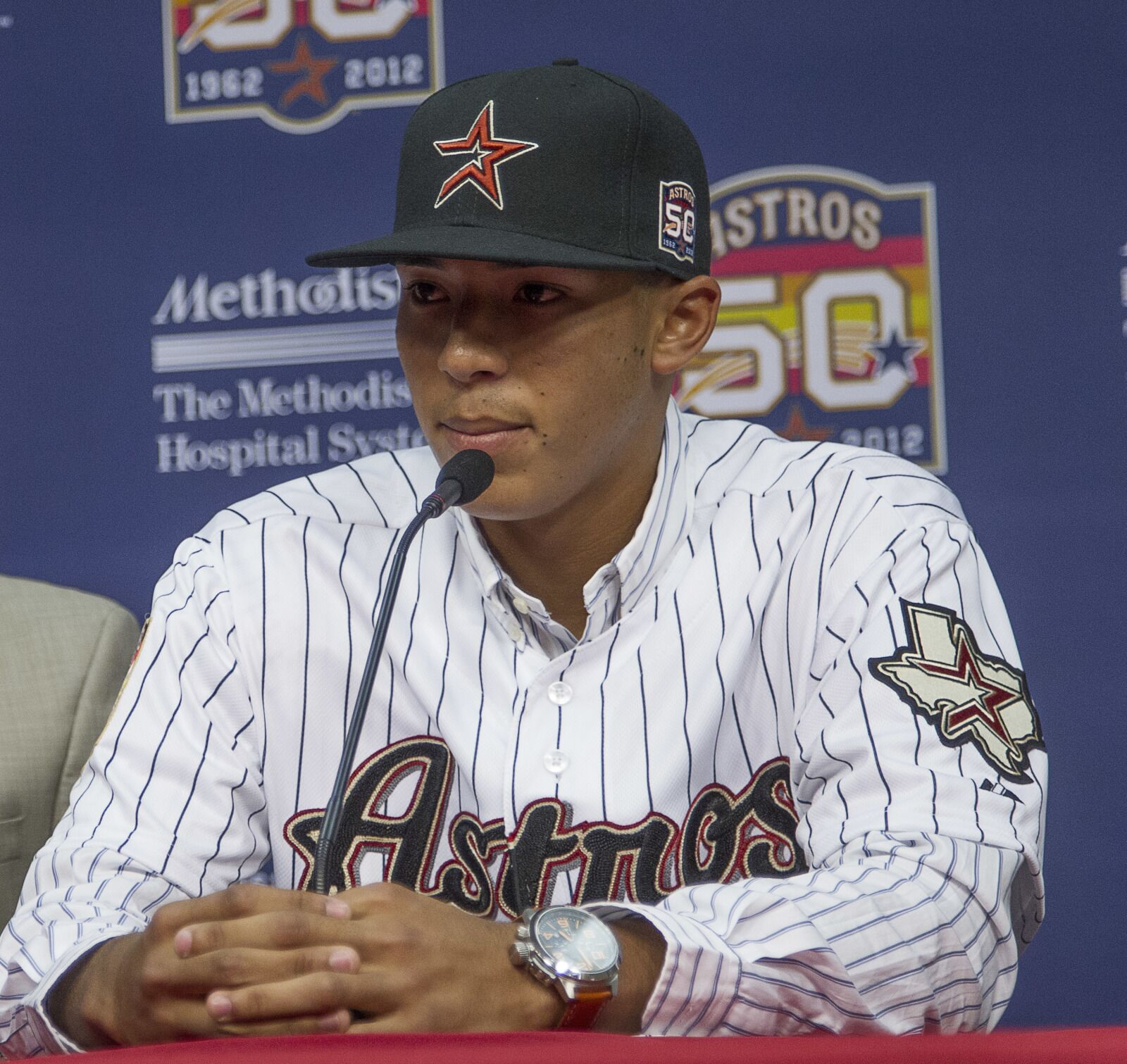 Looking back on the Astros history in the first round of the MLB Draft