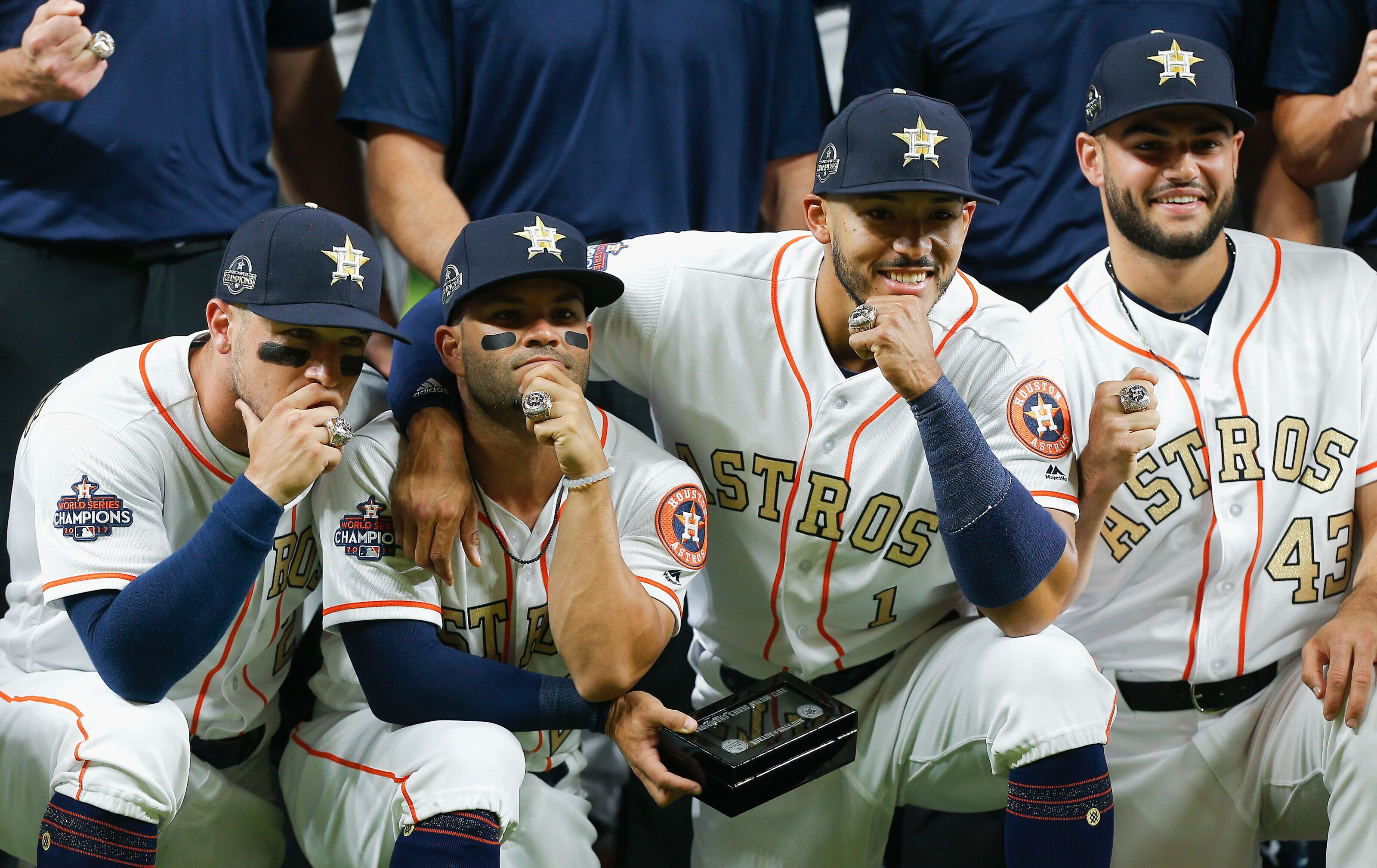 Astros 2019 >> Houston Astros 2019 Bold Predictions And Award Winners