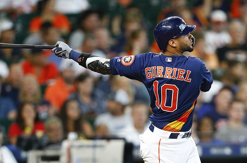the latest 35dfc 28677 Astros AM Breakdown: The Yuli Gurriel Game