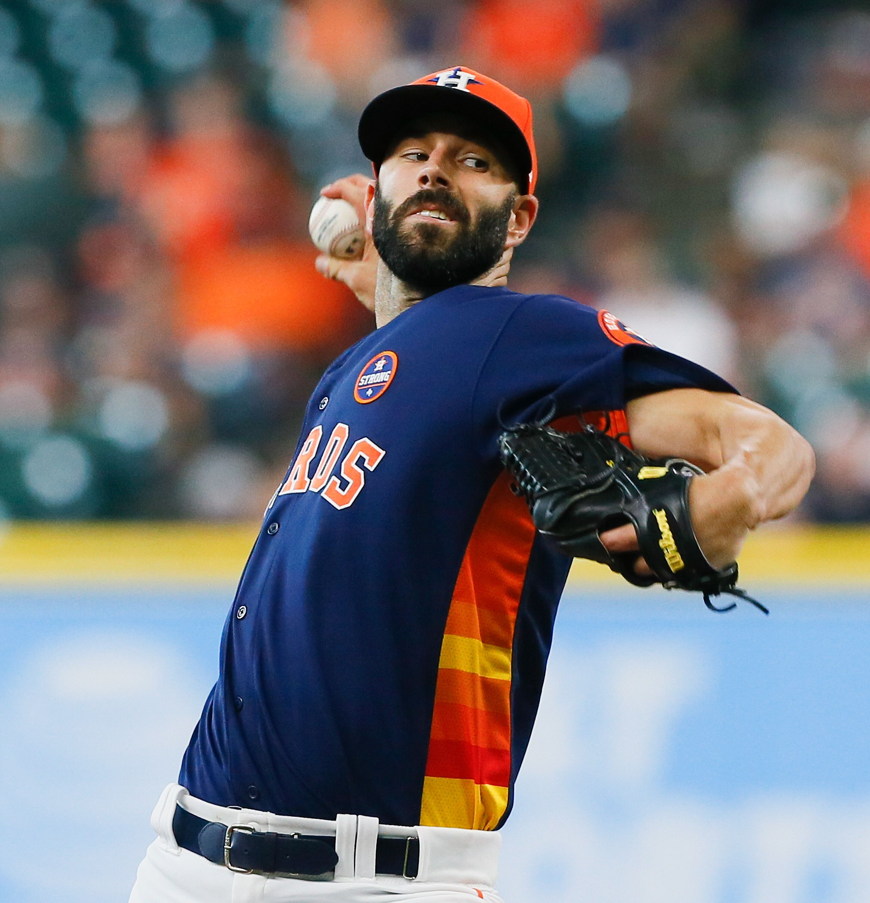 Mike Fiers Astros Trade: Astros: Thanks For The Memories, Mike Fiers