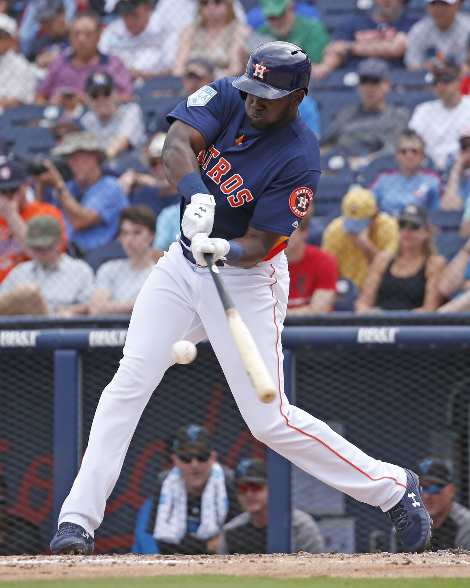 Astros: Top Prospect Yordan Alvarez has impressed In Spring Training