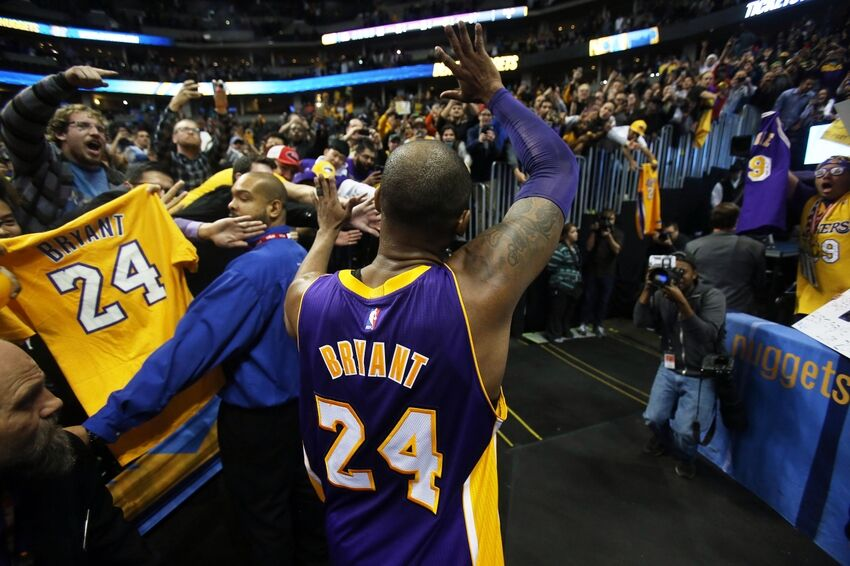 2b8c15632a2 Kobe Bryant and the impact of his retirement on Los Angeles