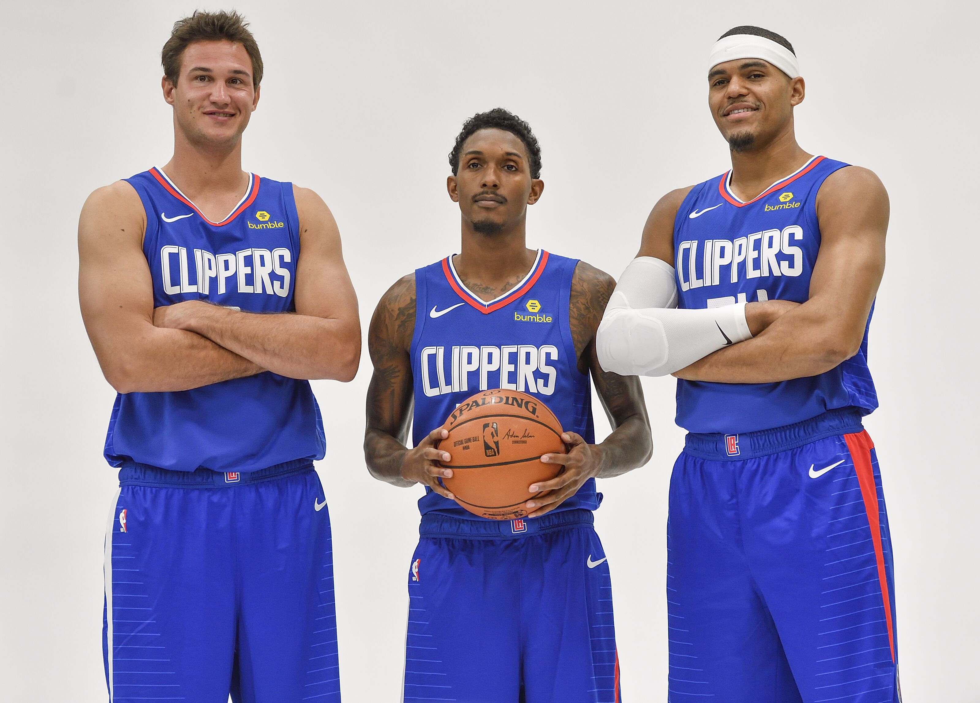 a357fb4699c Everything you need to know about each member of the LA Clippers before the  season begins