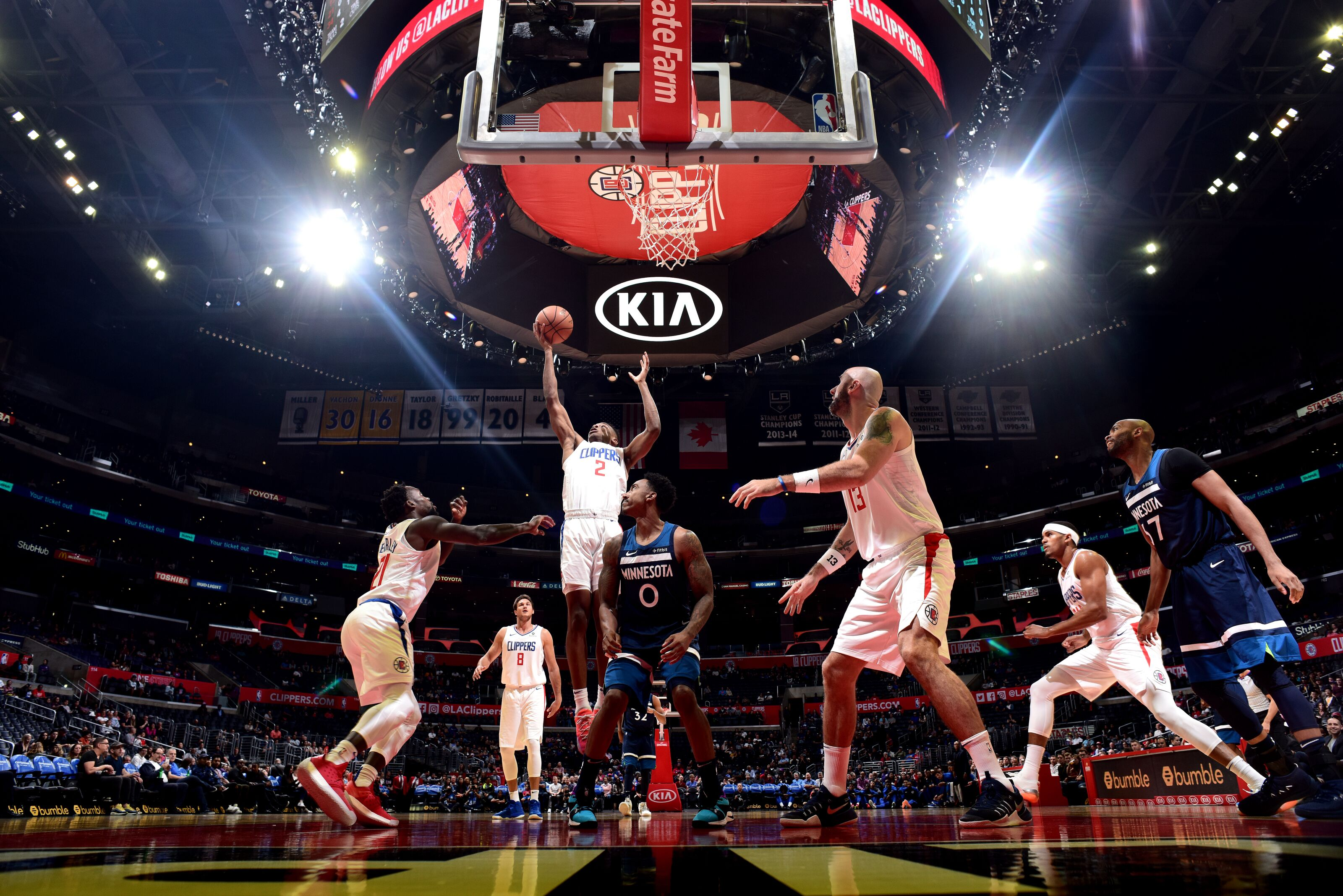 bd159c41bb5 Los Angeles Clippers: 3 takeaways from win versus Timberwolves - Page 2