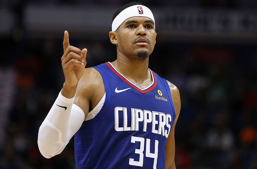 pretty nice f6698 a51e8 LA Clippers' Tobias Harris Named Western Conference Player ...