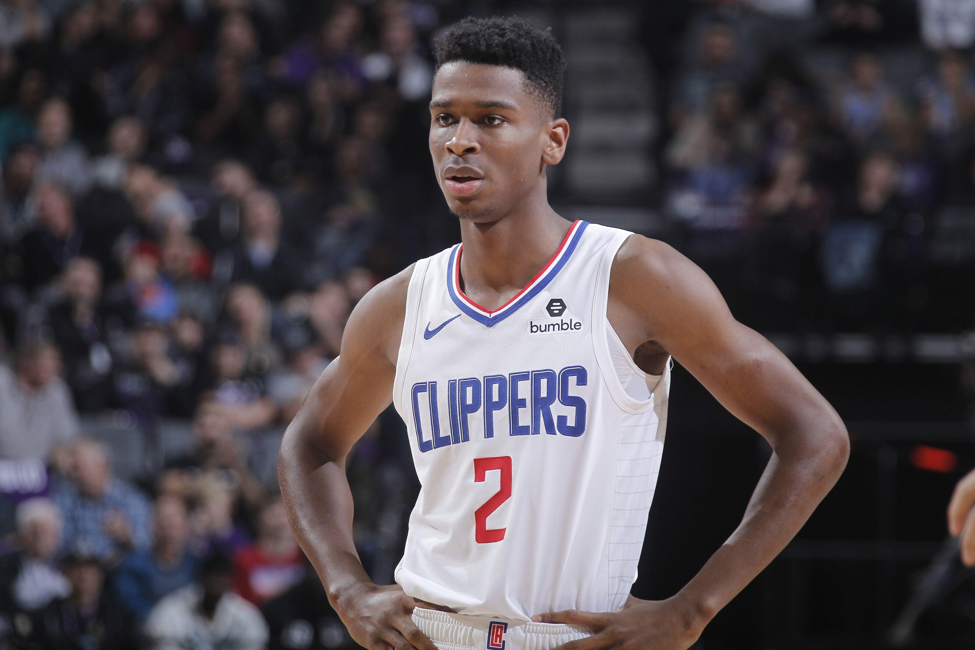 Kevin Durant praises the LA Clippers  Shai Gilgeous-Alexander 91676969d
