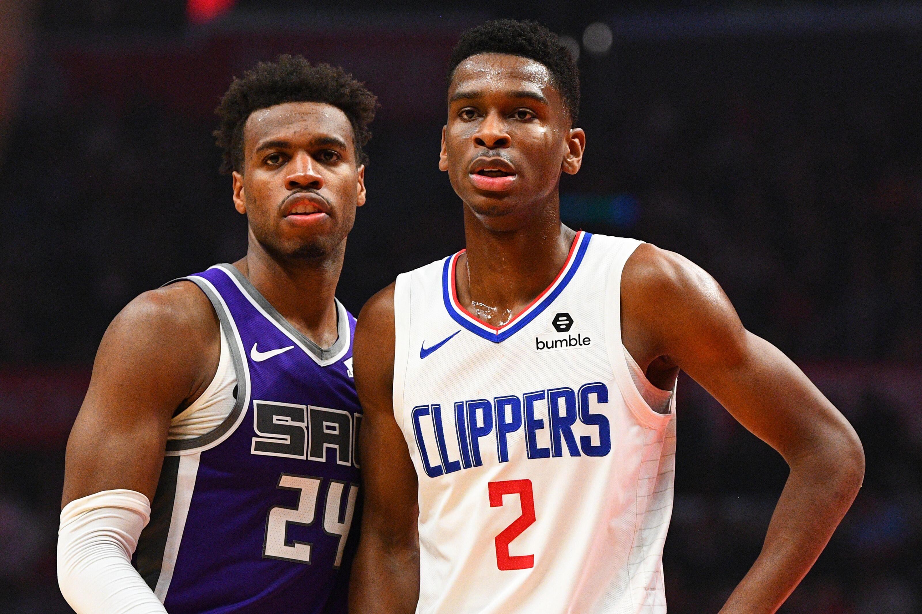 LA Clippers return home to take on Sacramento Kings 12289b913