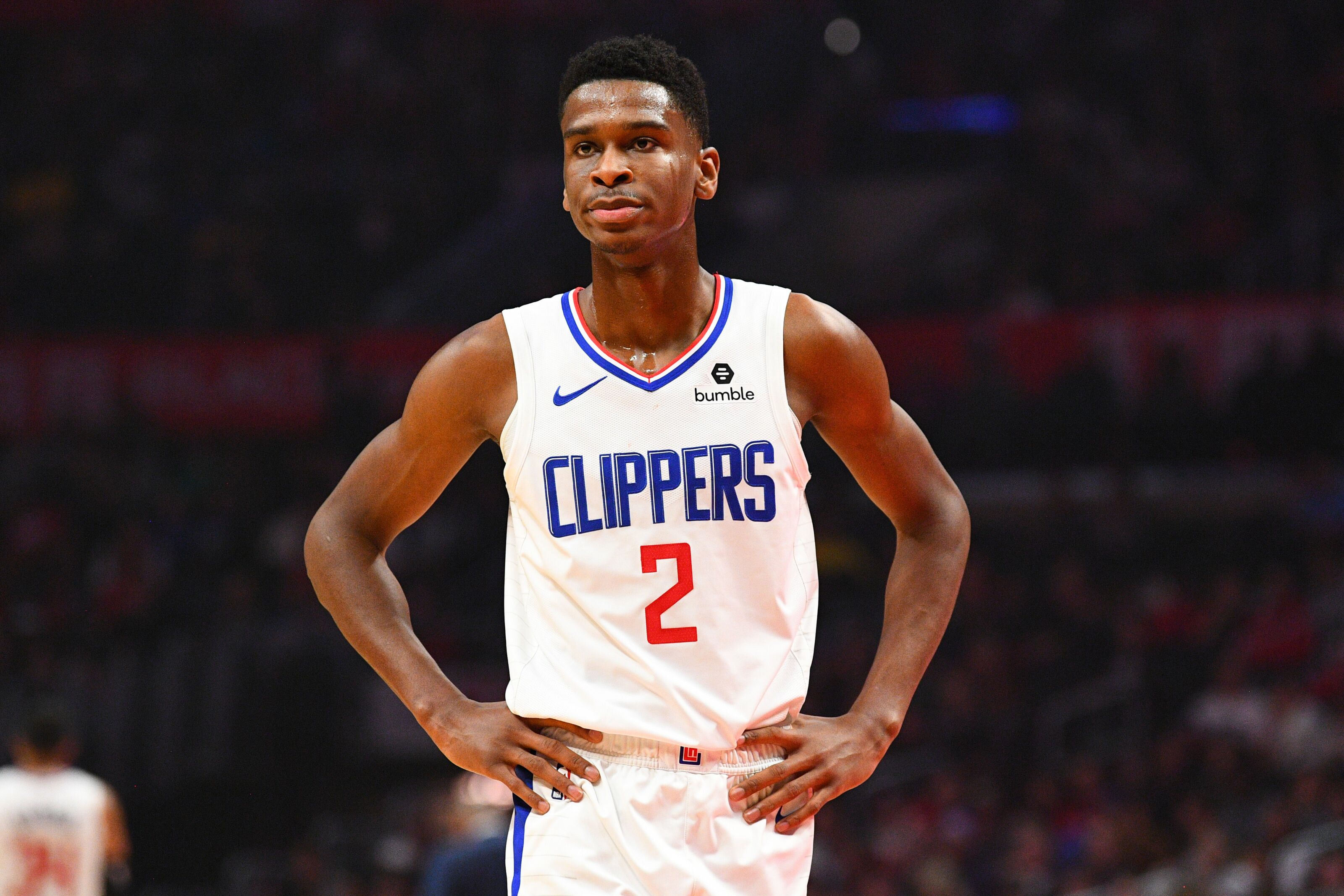f0592e628f6 Shai Gilgeous-Alexander should be on Rising Stars team