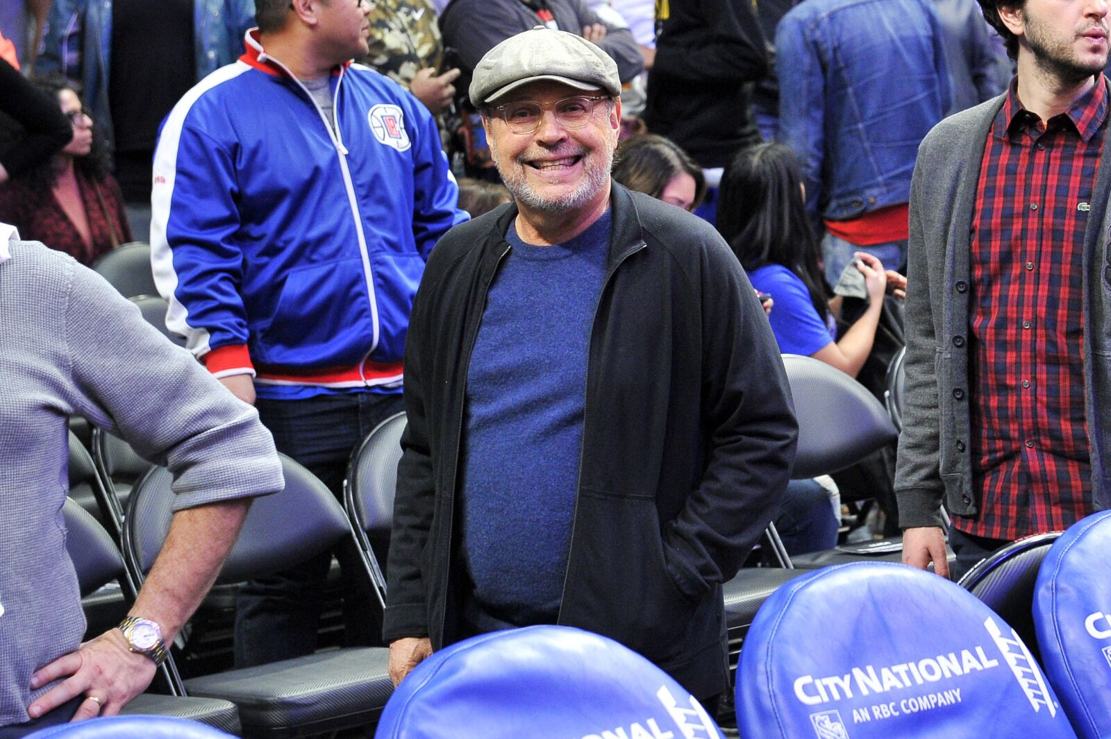 Billy Crystal to call LA Clippers game versus Lakers