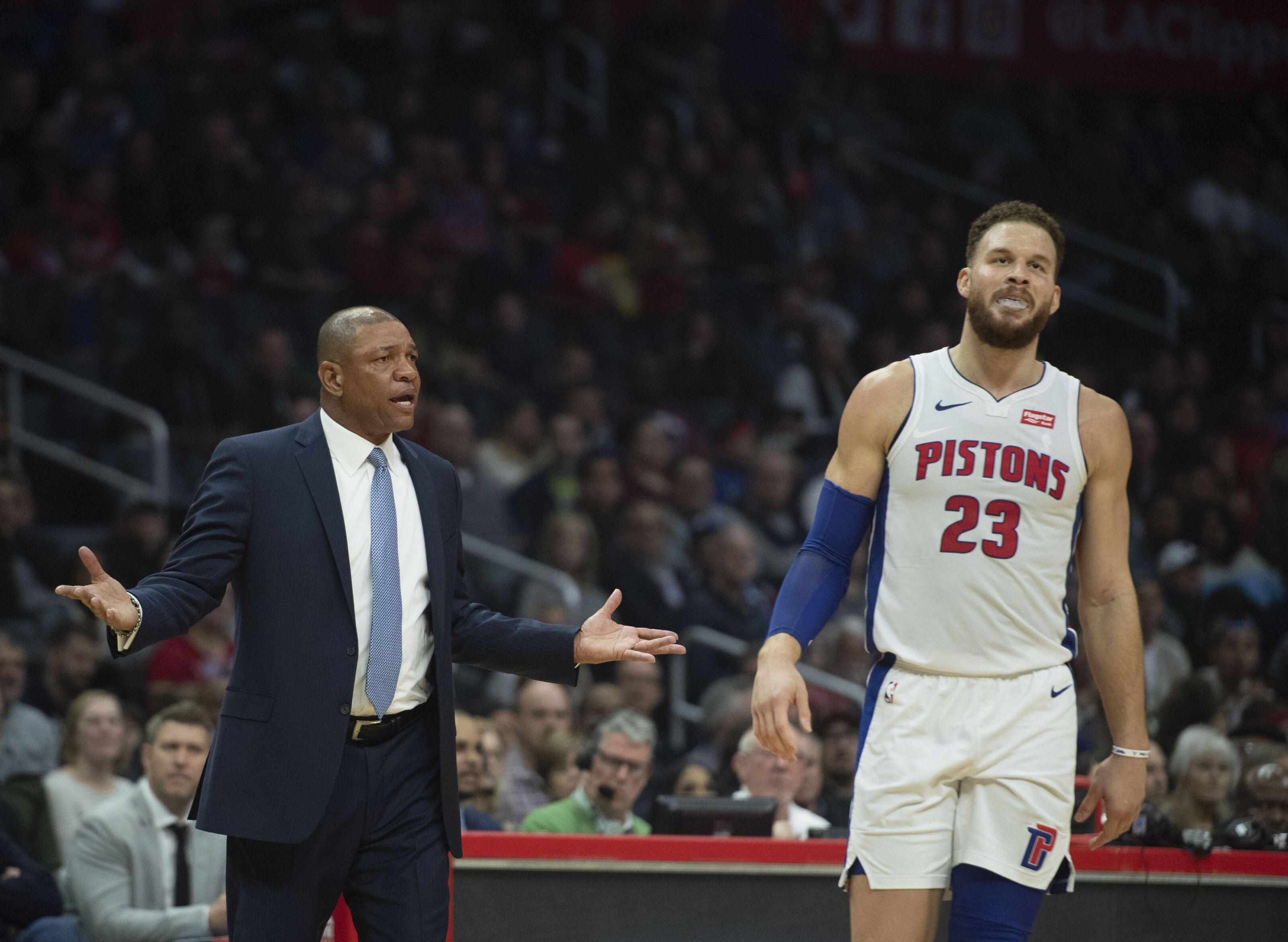 The (Sort of) Final Result of the Blake Griffin Trade