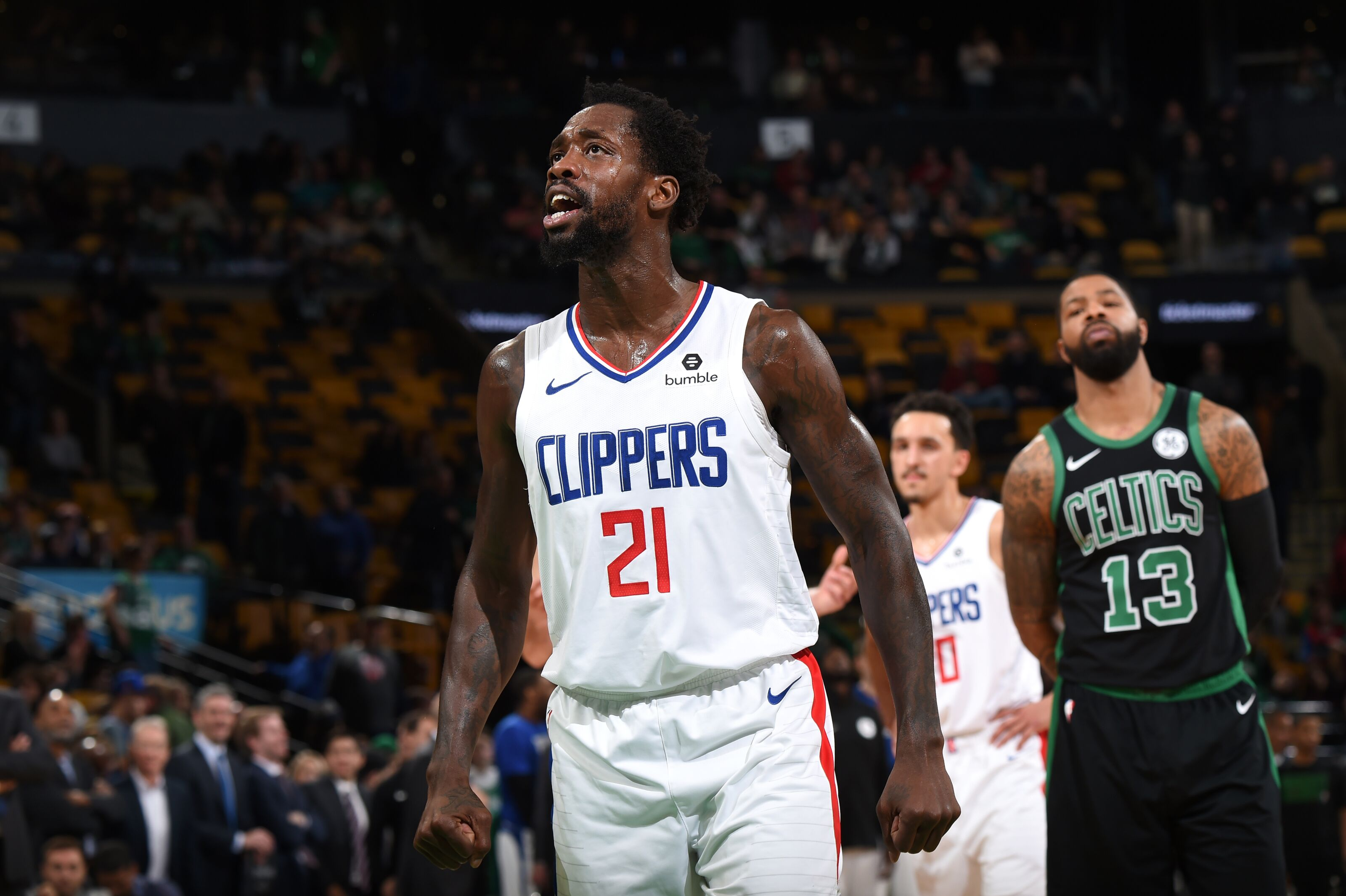 The LA Clippers' hunger gives them a necessary edge