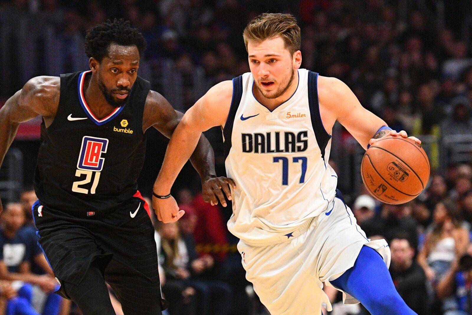 74987c13c49 LA Clippers  Team May Lose Patrick Beverley to Dallas