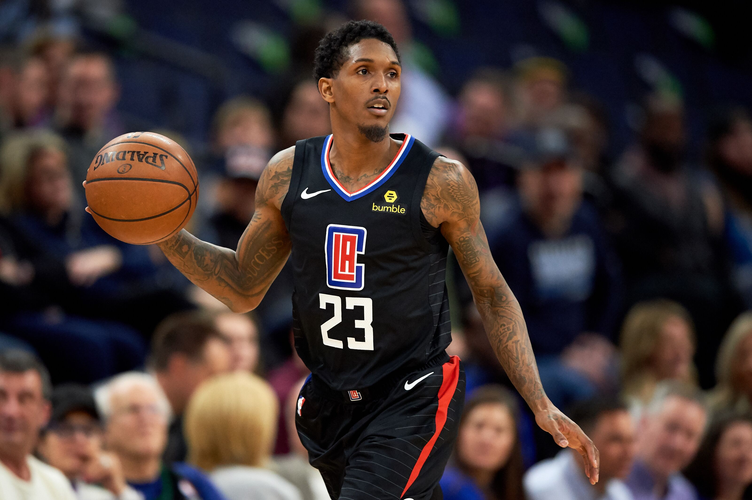 newest 9e728 80683 LA Clippers' Lou Williams Having an Historic Season off the ...