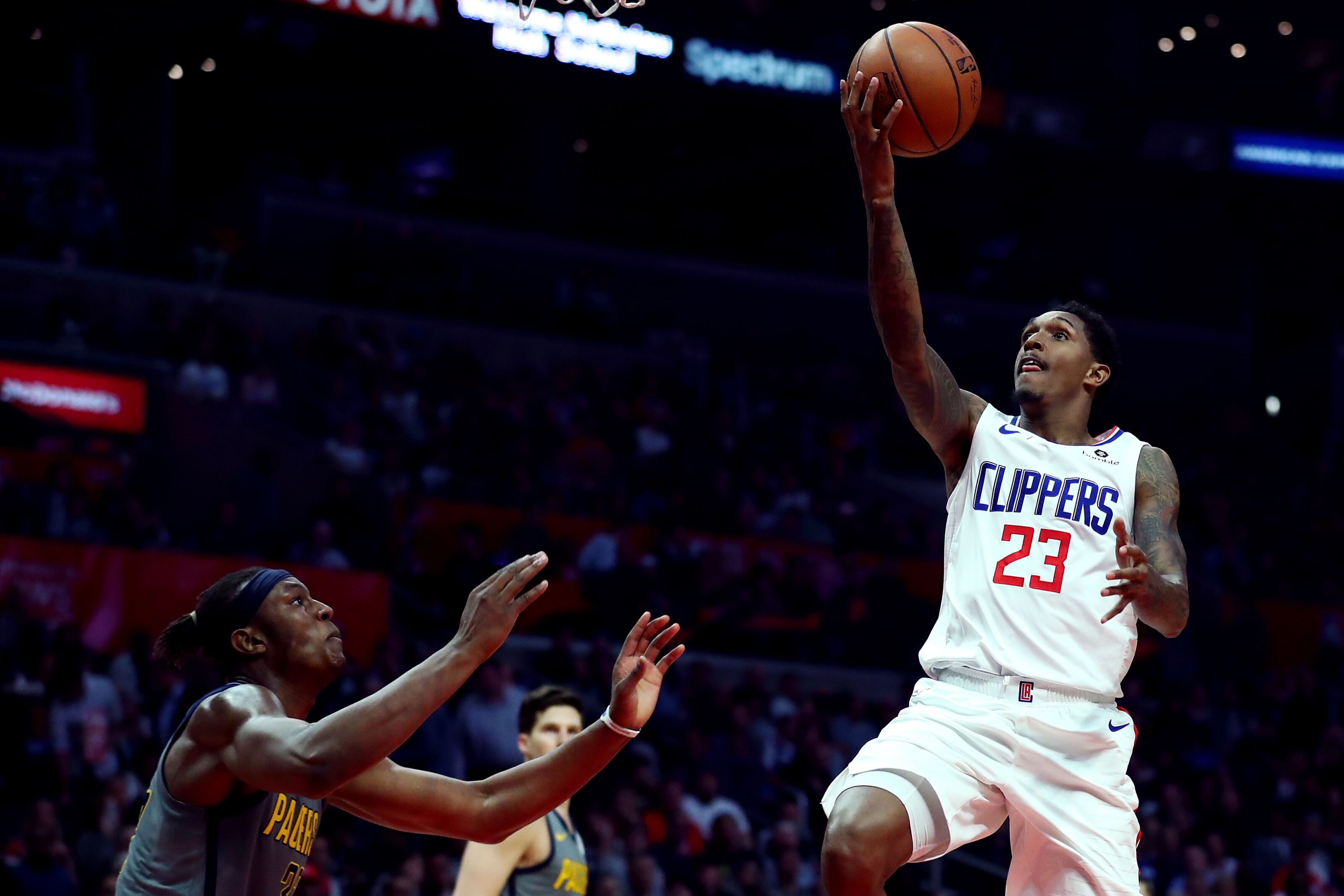 7022c59fe38f The Clippers Have Been Embracing Analytics. Los Angeles Clippers logo