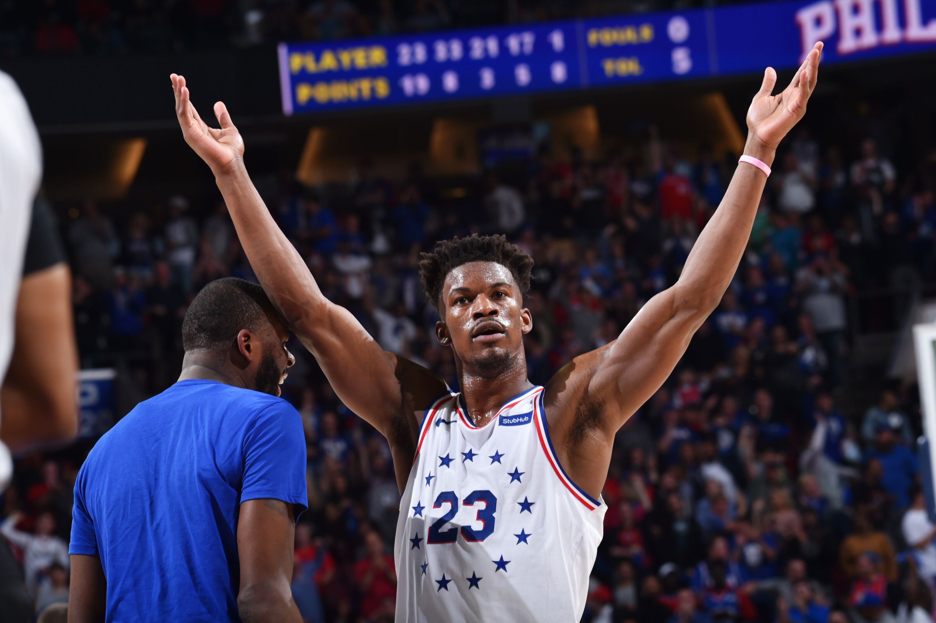 408d5e86436 LA Clippers among odds leaders to land Jimmy Butler this summer