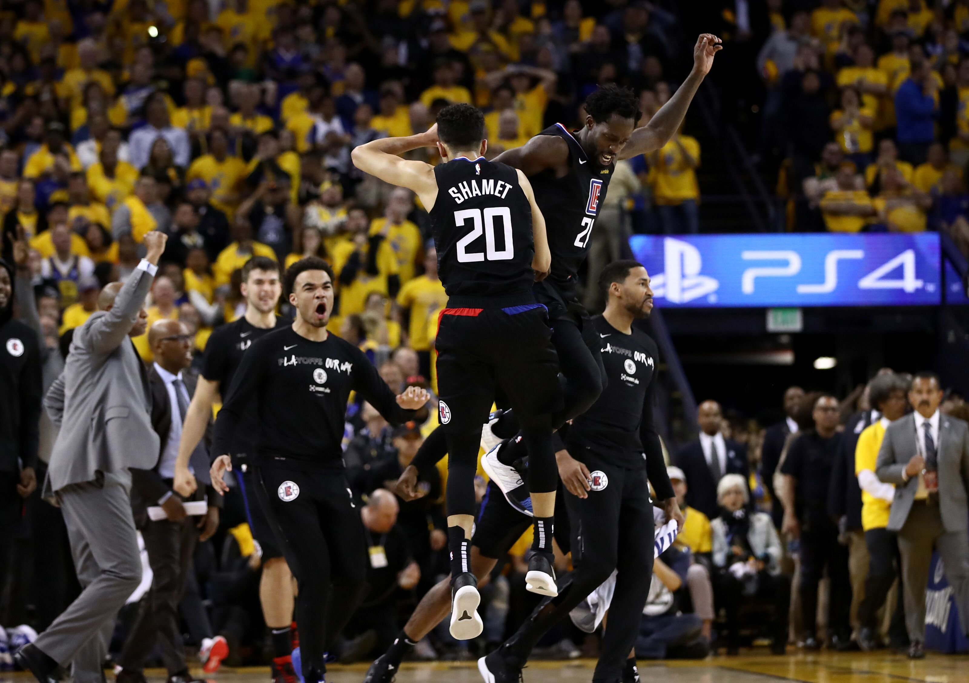 Three takeaways from the LA Clippers' historic Game 2 victory