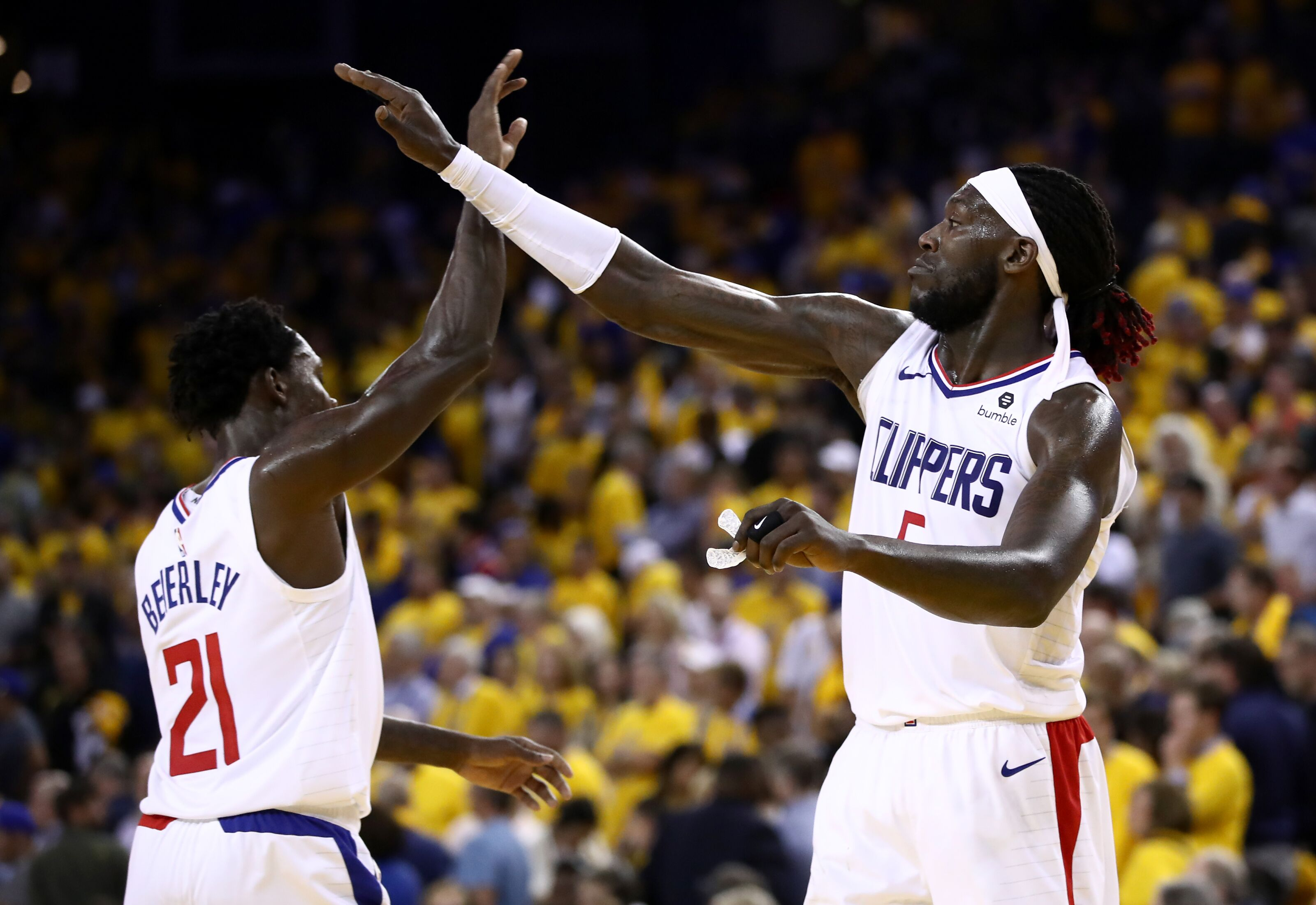 Three takeaways from the LA Clippers' gutsy Game 5 victory