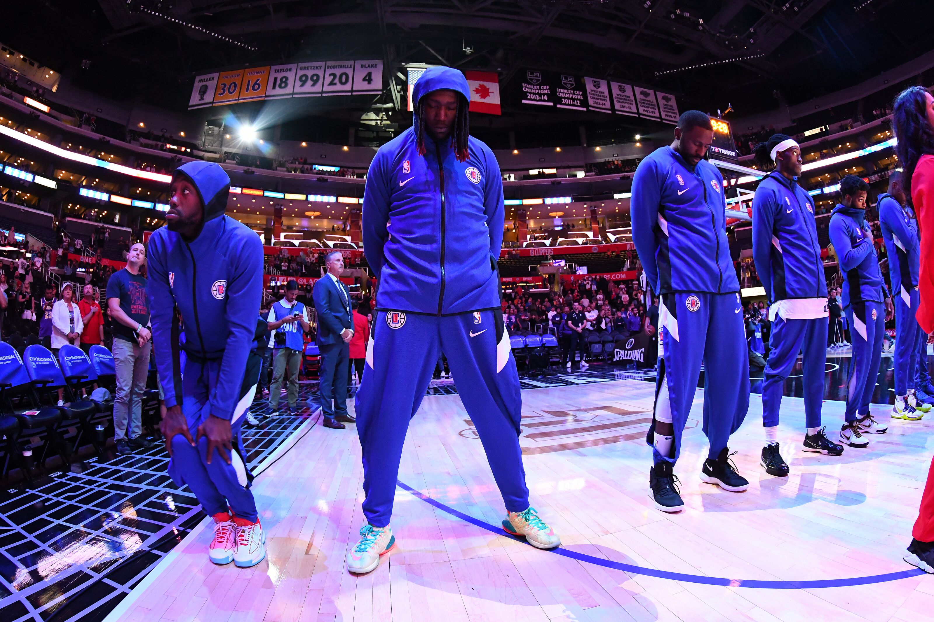 LA Clippers reveal 'City Edition' jerseys on Sports Illustrated