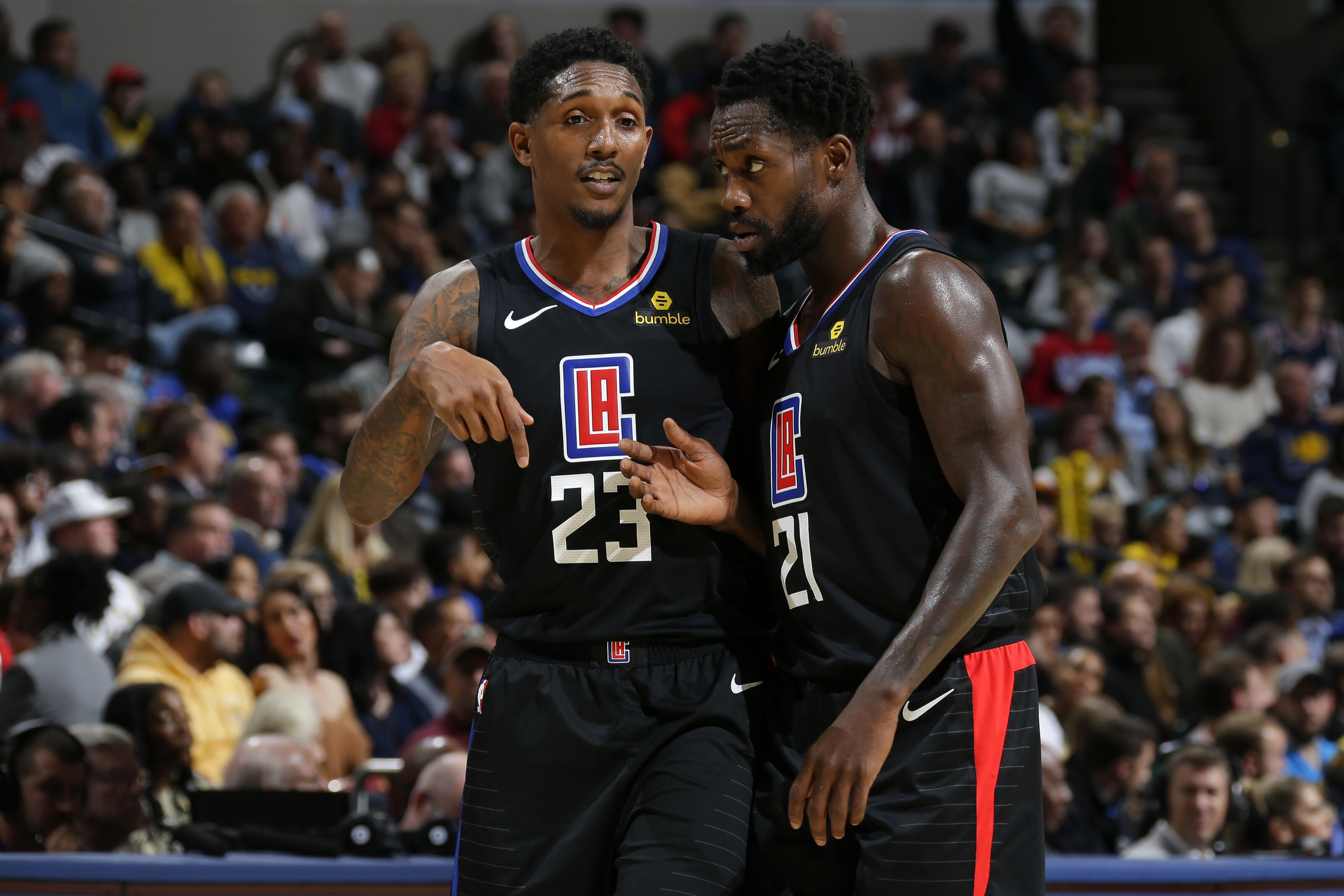 LA Clippers could have guard troubles without Pat and Lou