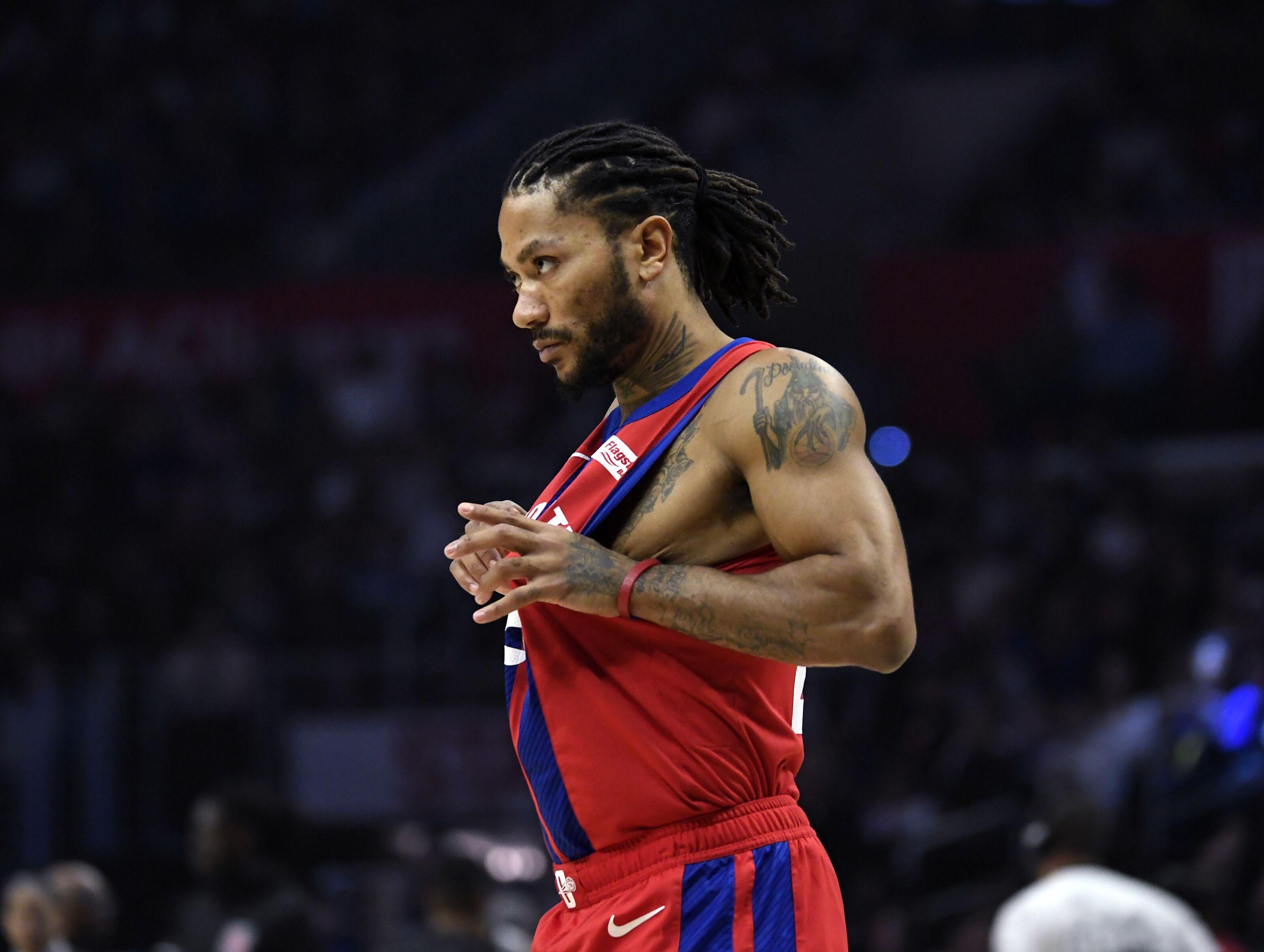 LA Clippers Rumors: Team made exploratory calls on Derrick Rose