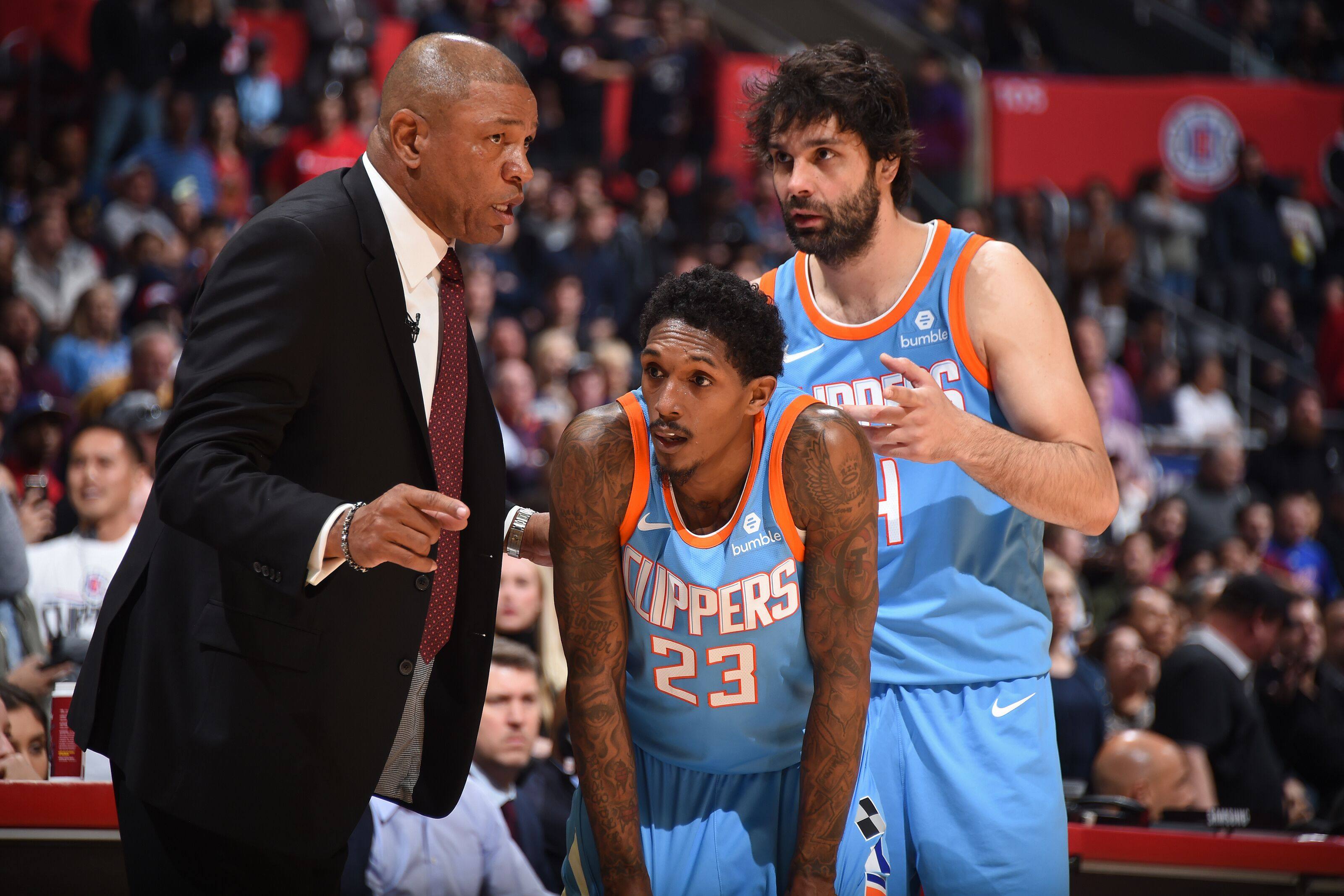 Los Angeles Clippers extending Doc Rivers is a smart move b701bdde7