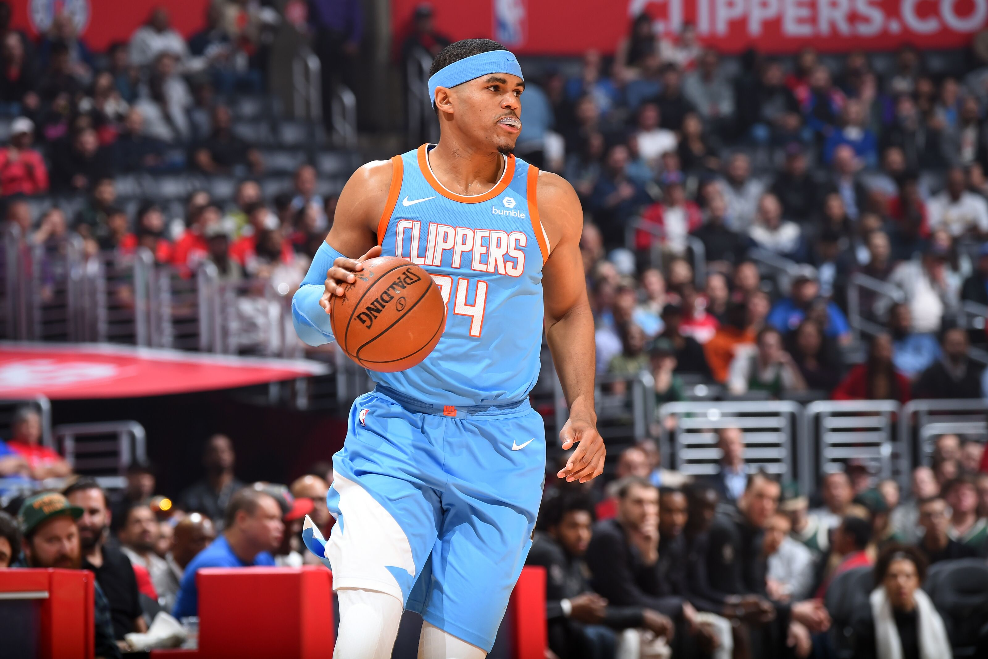 1088c0c43 Los Angeles Clippers  Tobias Harris wants to be with team long-term