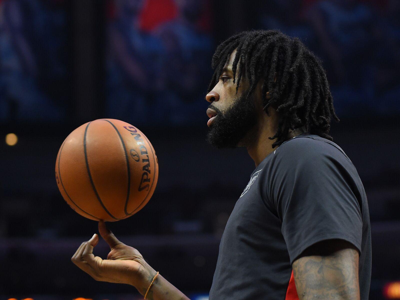 LA Clippers Rumors  DeAndre Jordan reunion seems more likely 15dcba321
