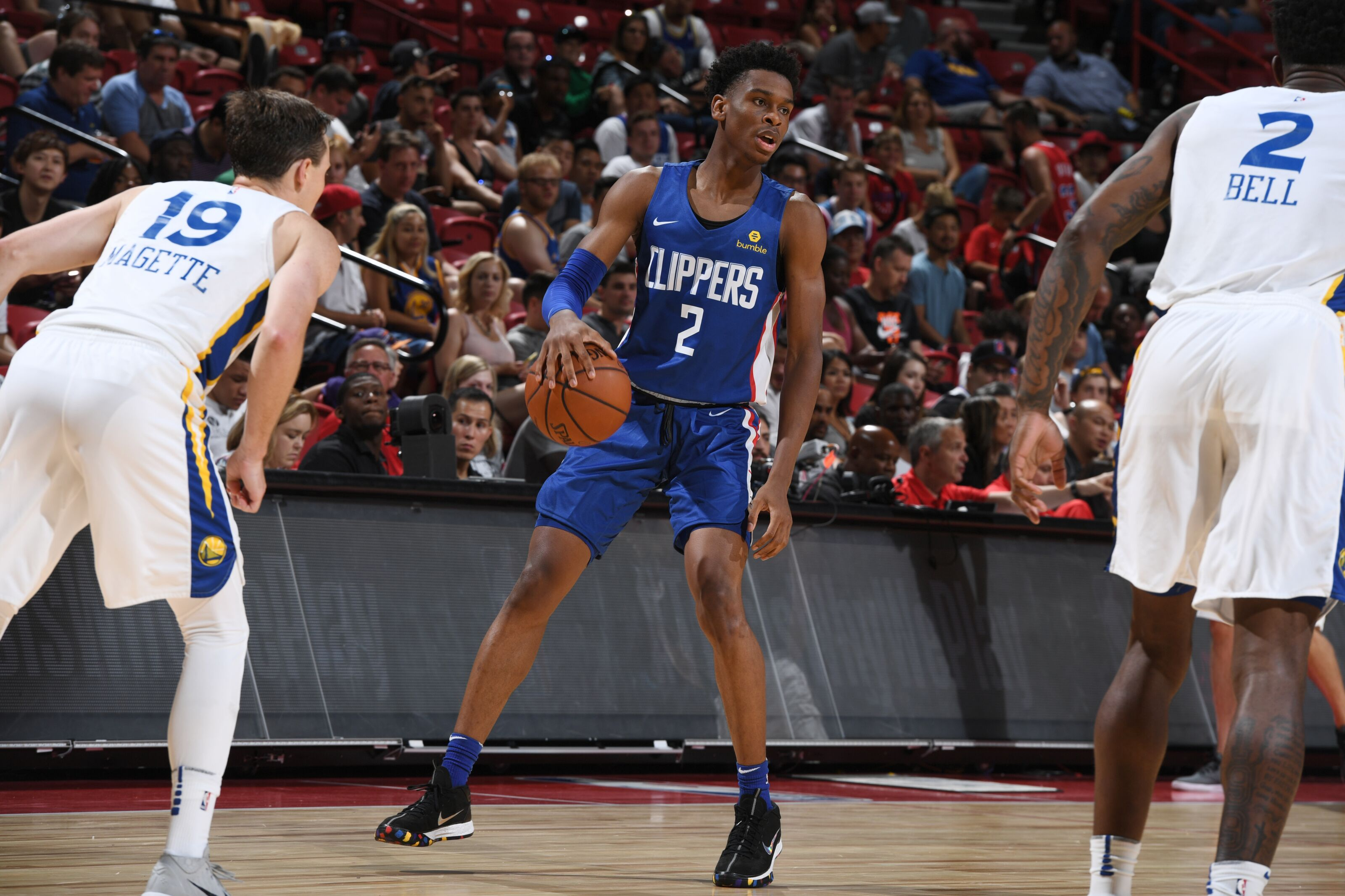 91e6cdffb20 Clippers  Shai Gilgeous-Alexander is the best point guard from the draft