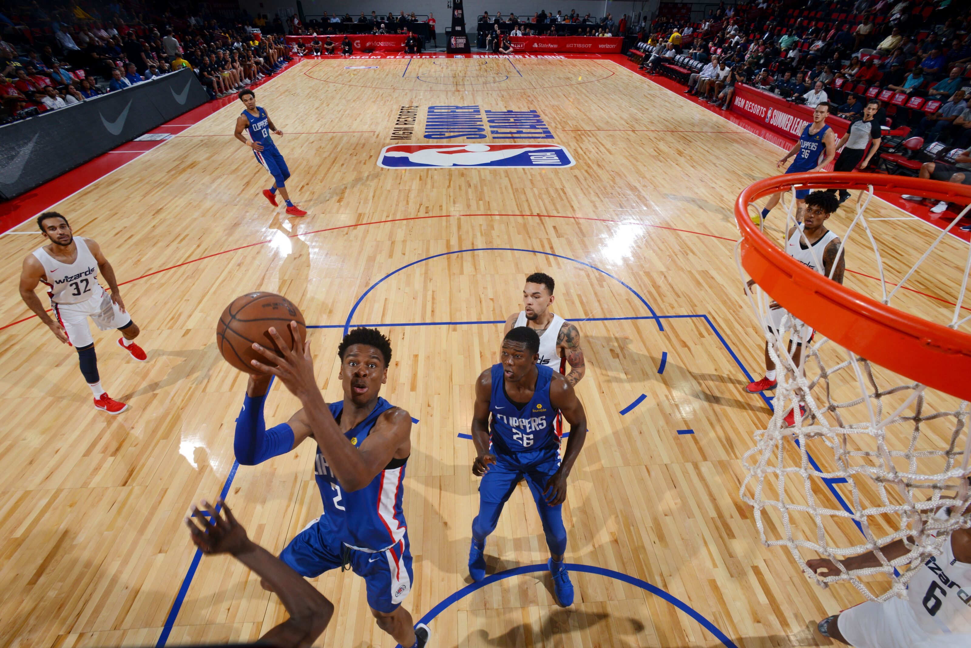 494a68e9d7f Clippers Versus Lakers (Summer League)  3 Things to Watch For