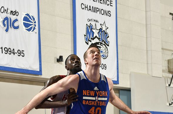 The Los Angeles Clippers sign C Marshall Plumlee to