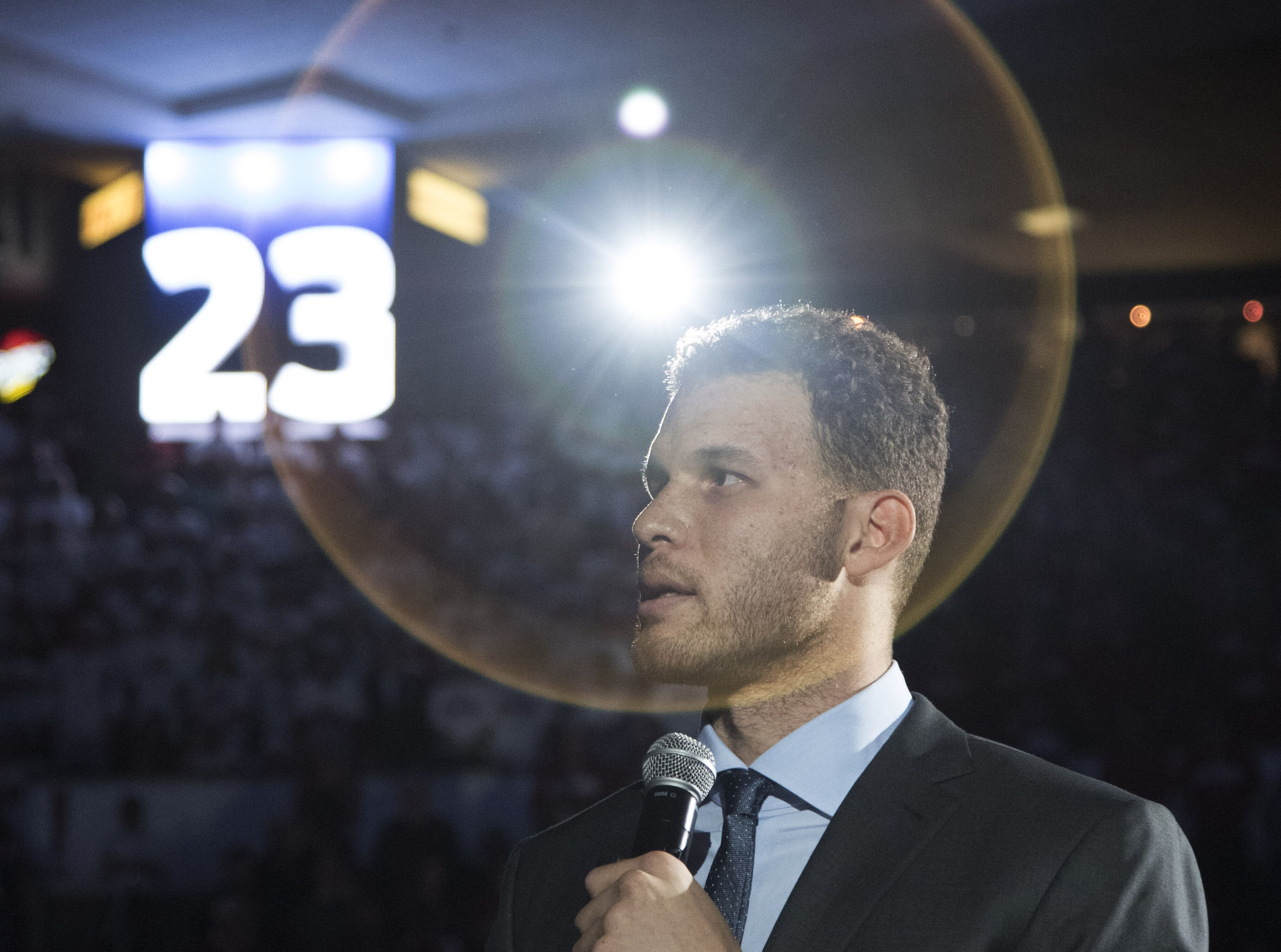 La Clippers Blake Griffin Has A Bright Future In Hollywood