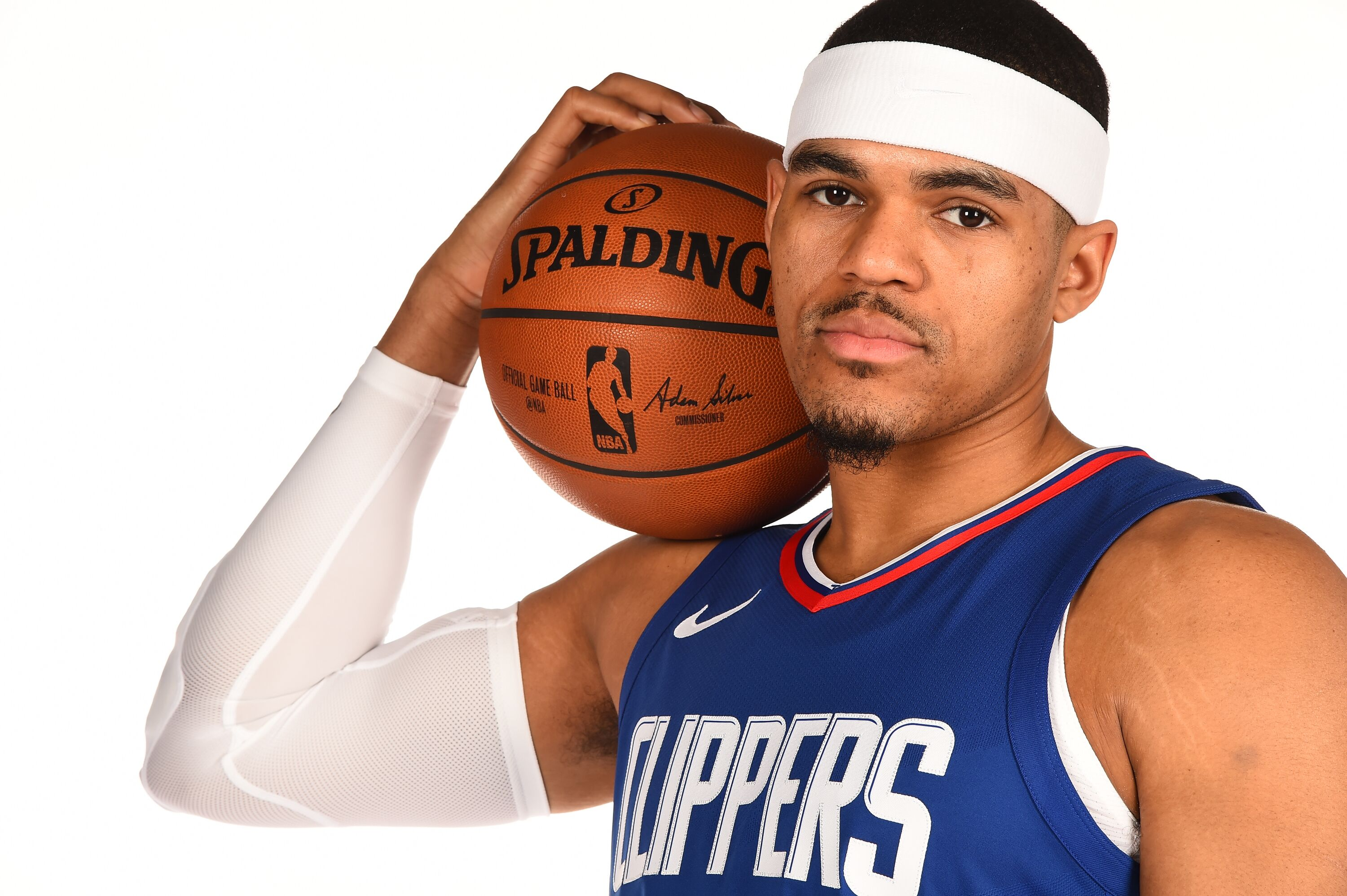 on sale 60ff4 9a5d5 Los Angeles Clippers: Get to know new forward Tobias Harris