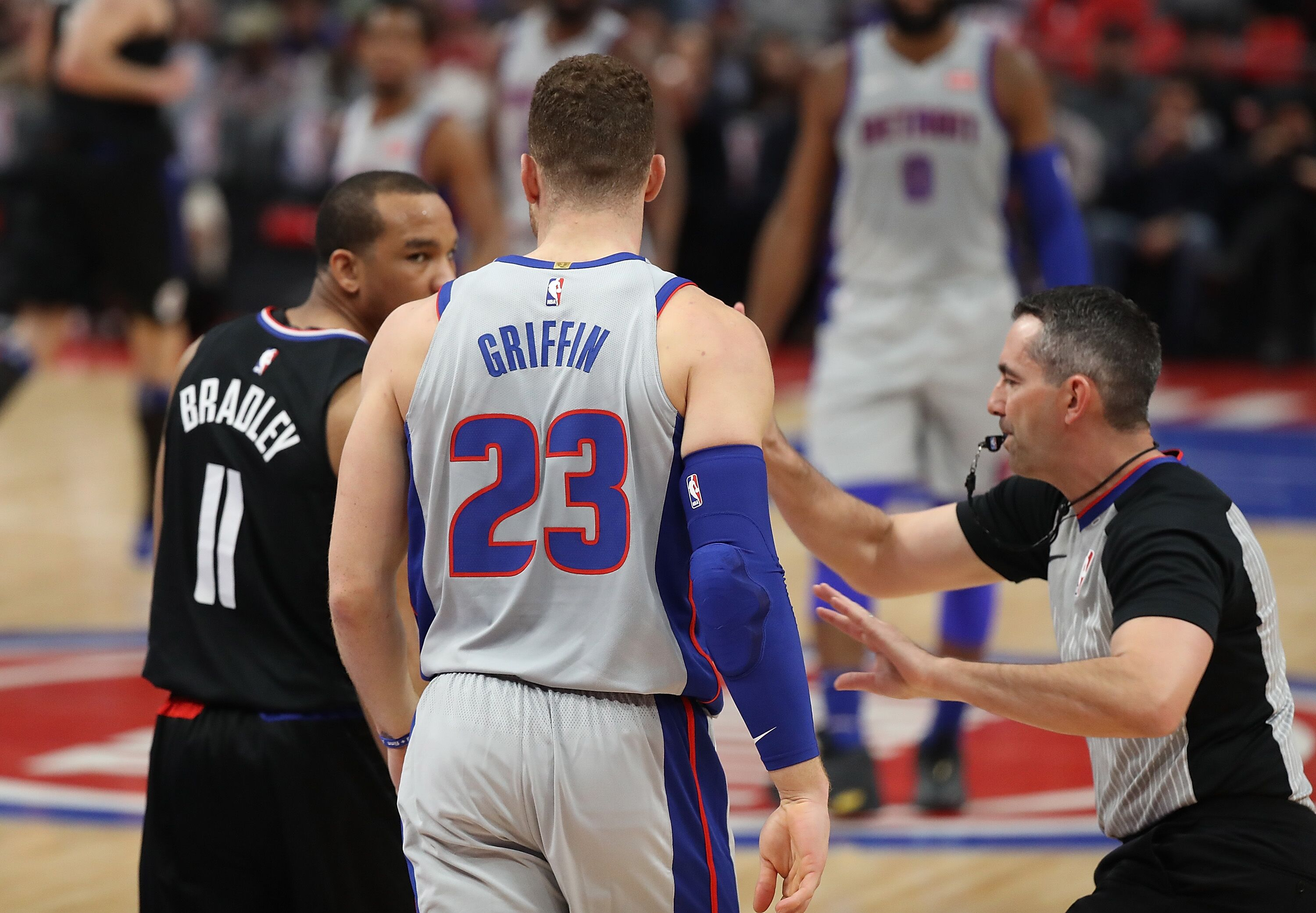 Los Angeles Clippers earn chippy win over Blake Griffin 0e11d9f40