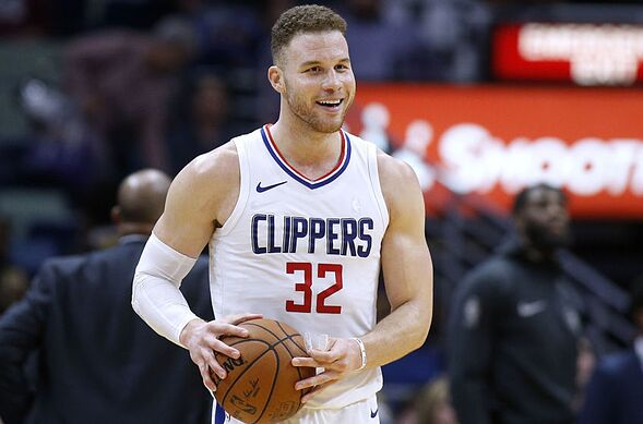 Image result for blake griffin clippers