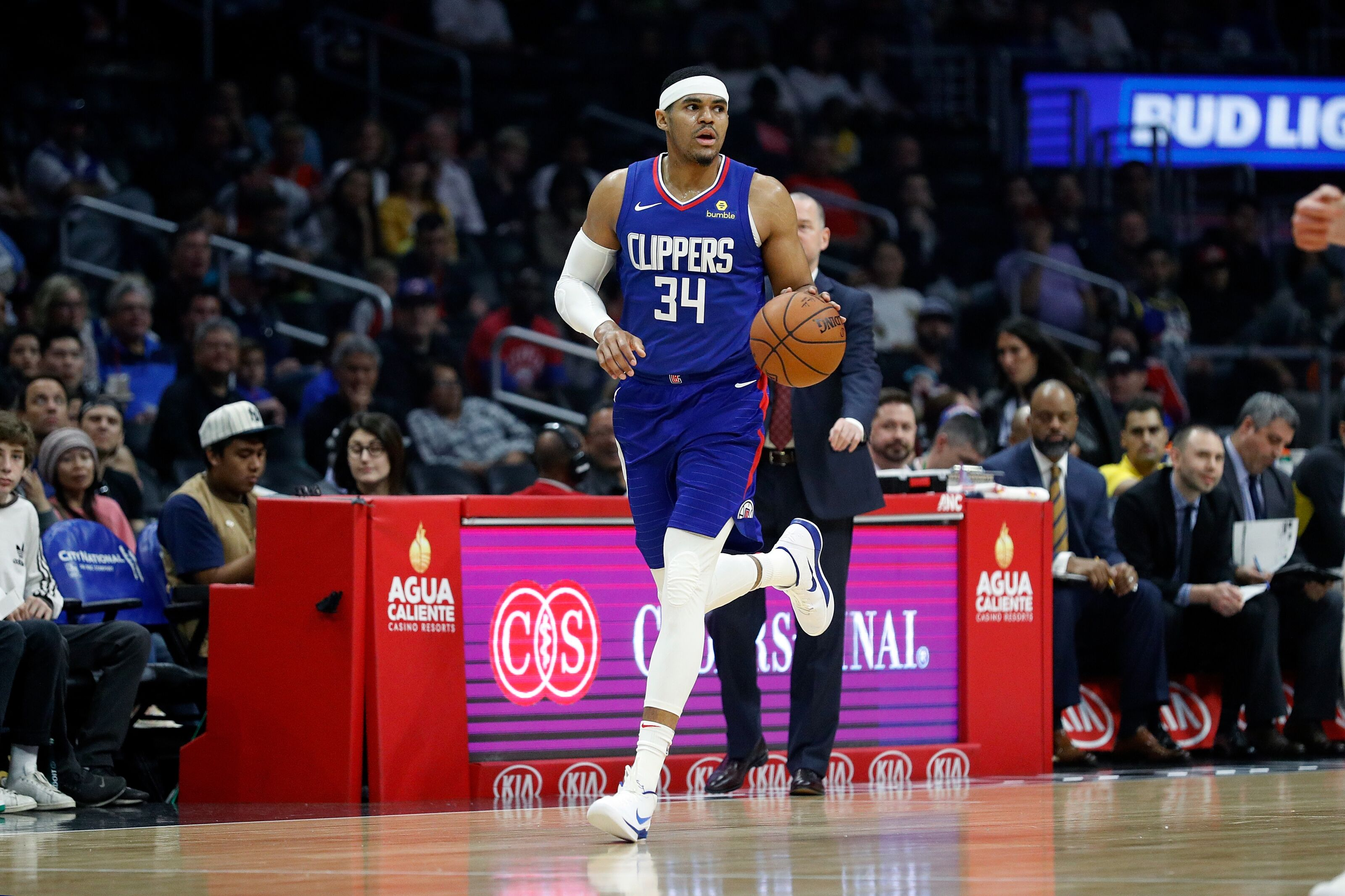 The Los Angeles Clippers are entering a rebuilding stage, but it may be  significantly shorter than expected, how does their future rank among other  young ...